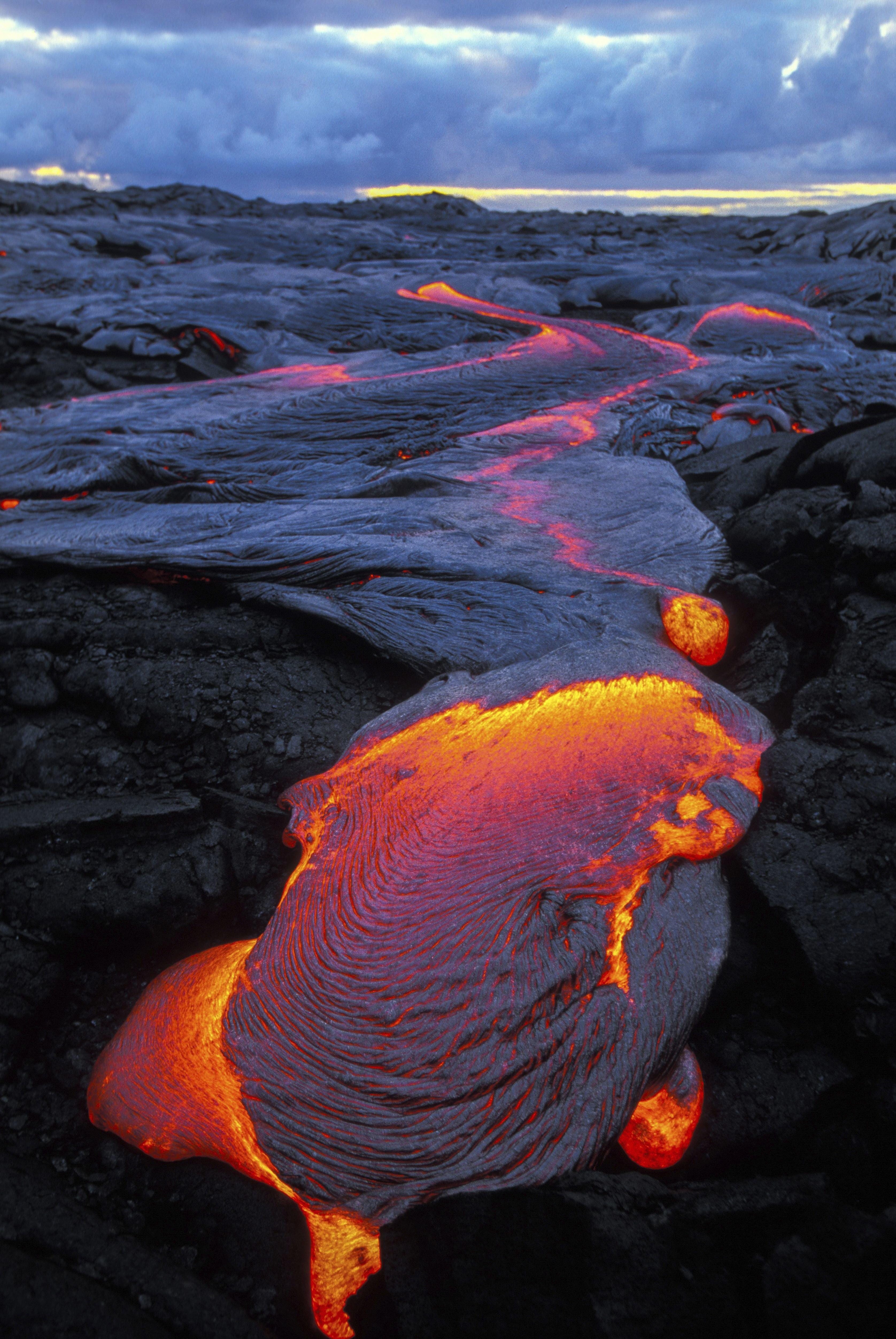 Kitört egy vulkán Hawaiin