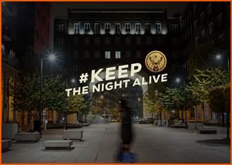 #KeepTheNightAlive: a Jägermeister egyedi kezdeményezése