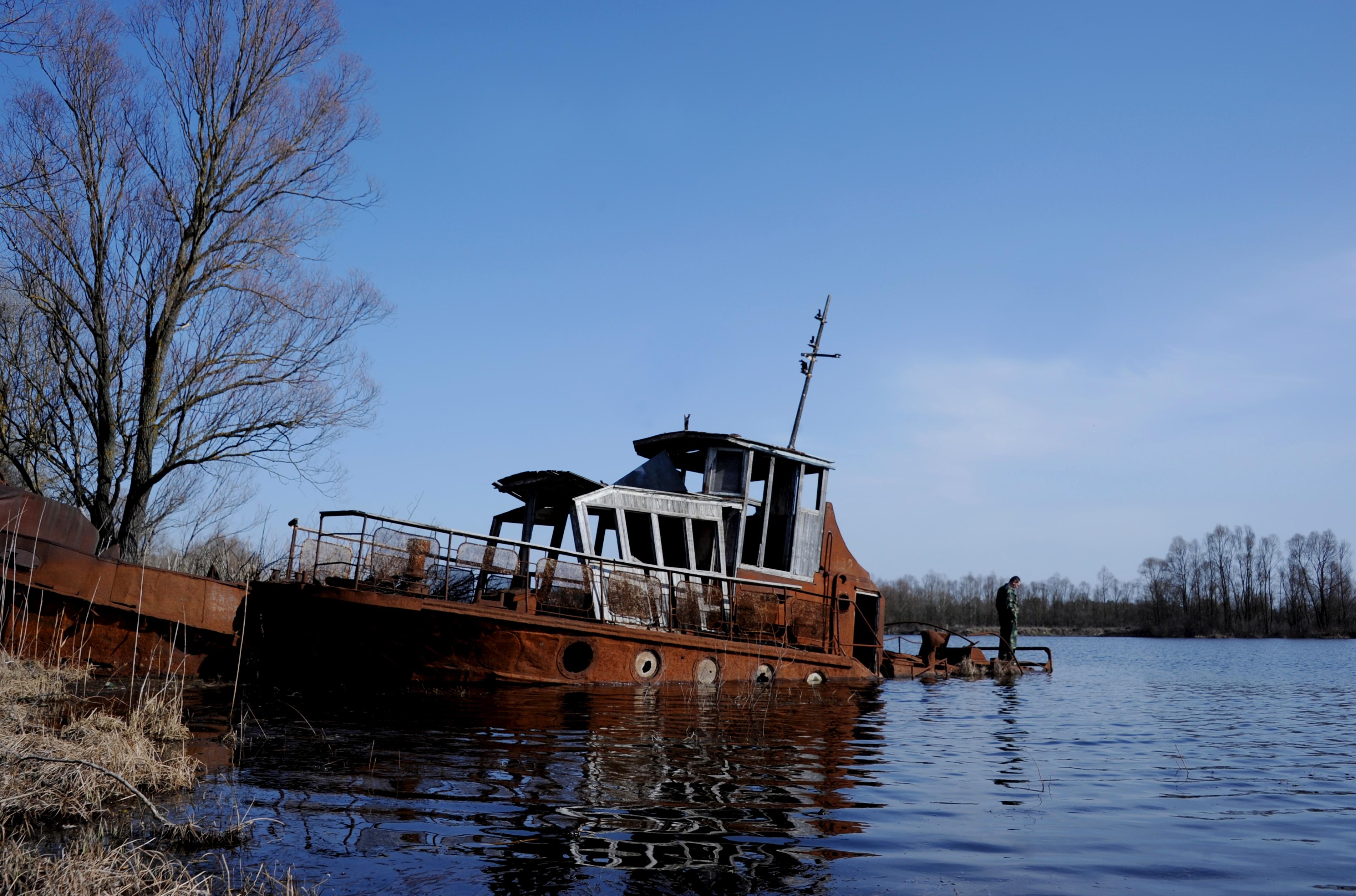 Radioaktív sárral támadhat újra Csernobil