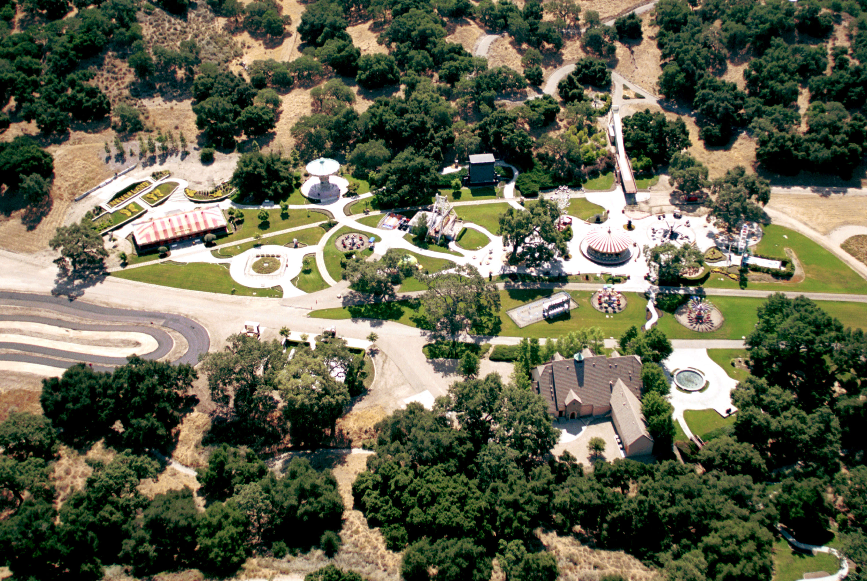 Egy milliárdos vette meg Michael Jackson Neverlandjét