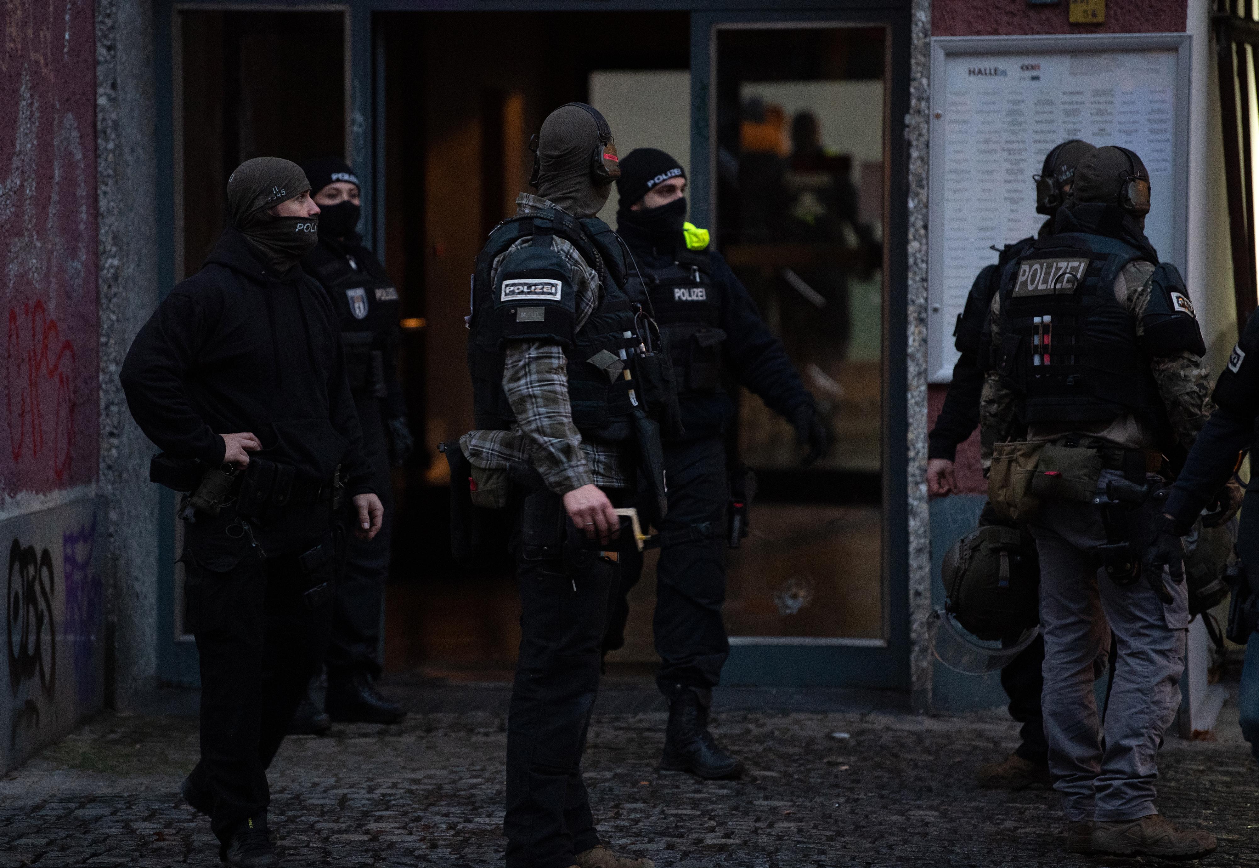 Alvilági leszámolás állhat a berlini lövöldözés hátterében