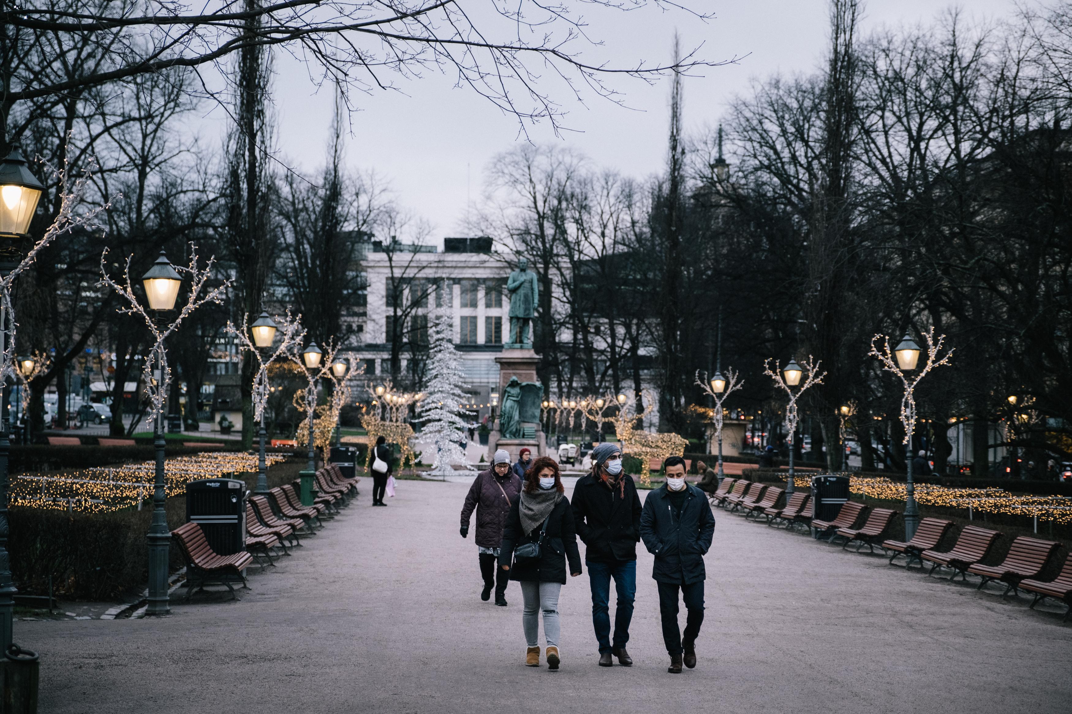 Finnországban is megjelent a vírus új, fertőzőbb változata
