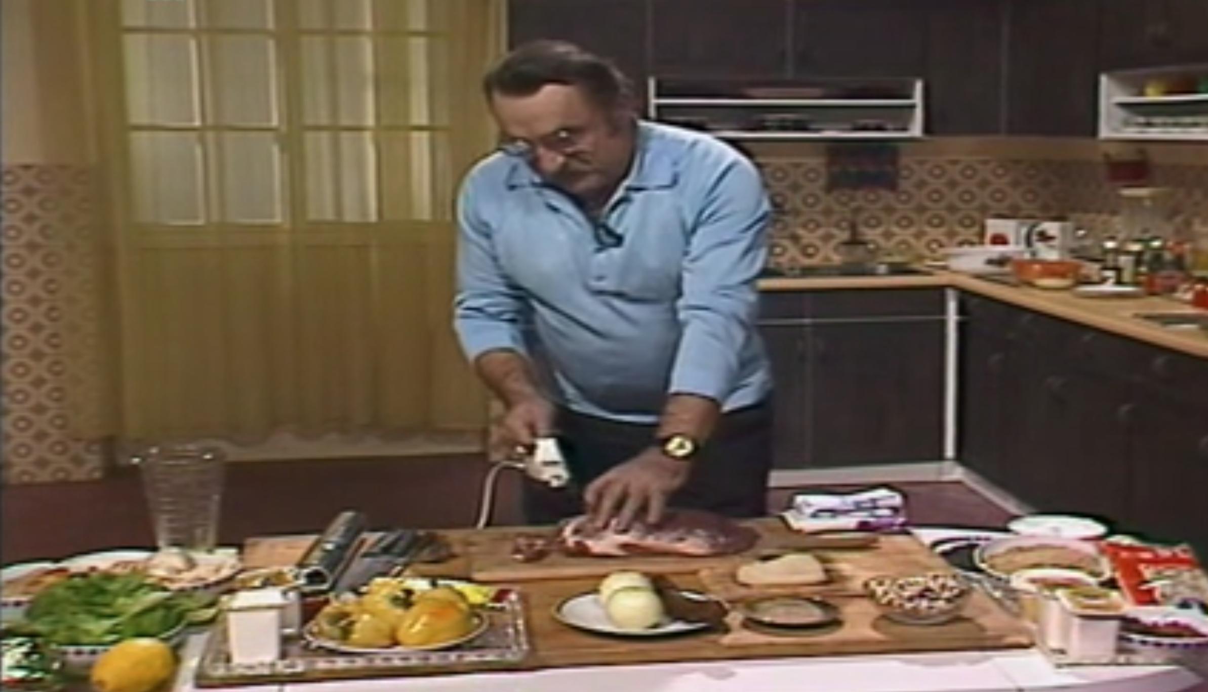 TV Fazék – A féktelen jókedv hozzávalói: elektromos kés, mirelit nokedli és a csurkista, karcagi tahó