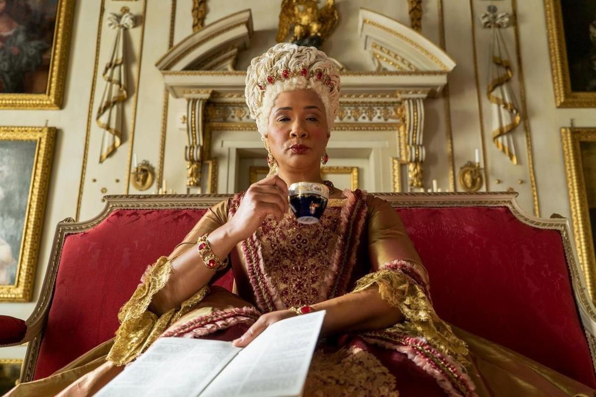 A Bridgerton szerint Sarolta brit királyné fekete volt, és ennek van némi történelmi alapja is