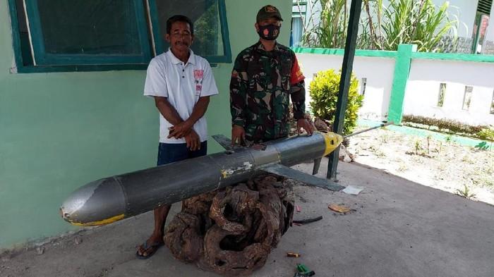 Kínai tengeralattjáró drónt fogott egy indonéz halász