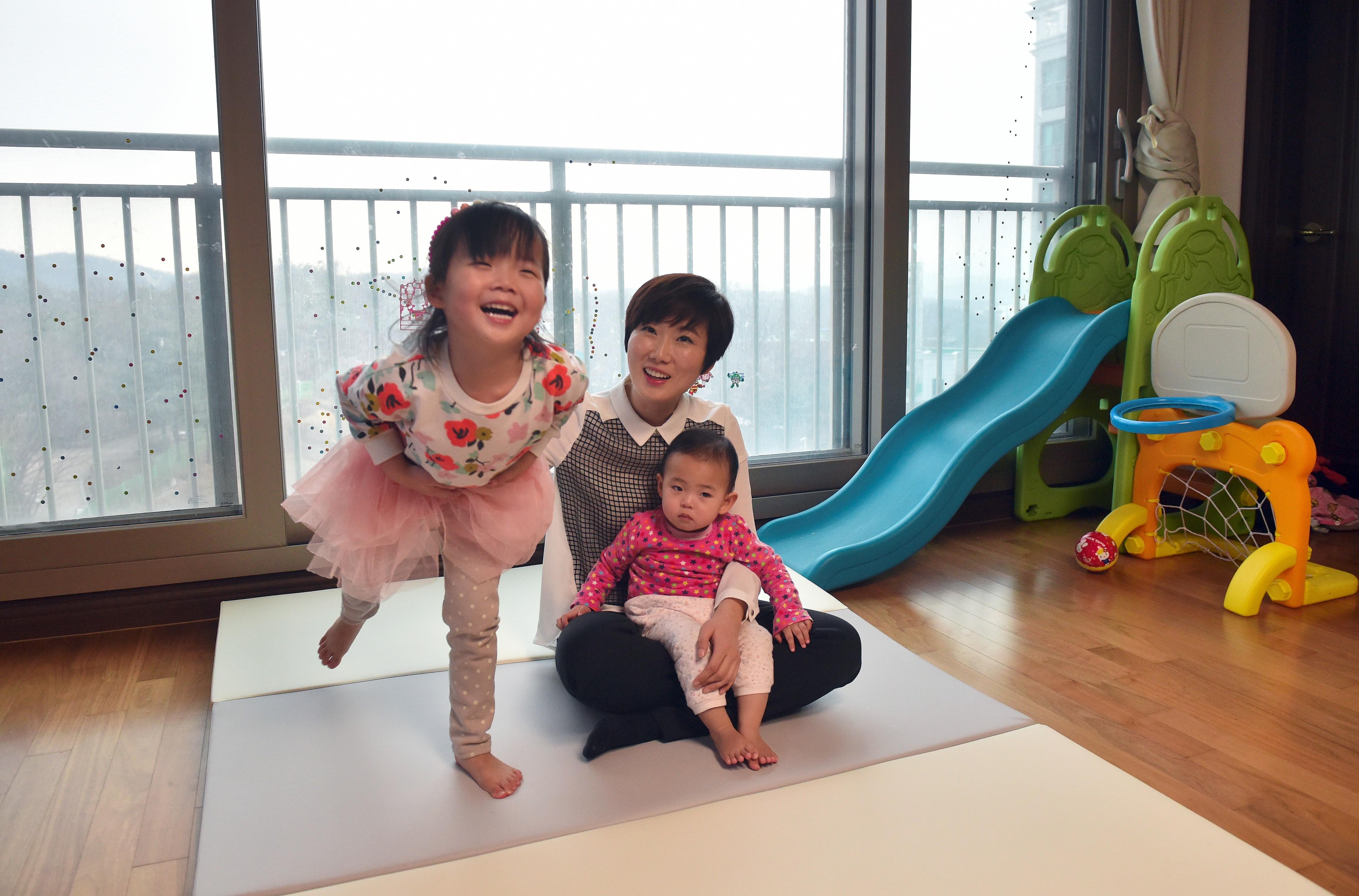 Először csökkent Dél-Korea lakossága