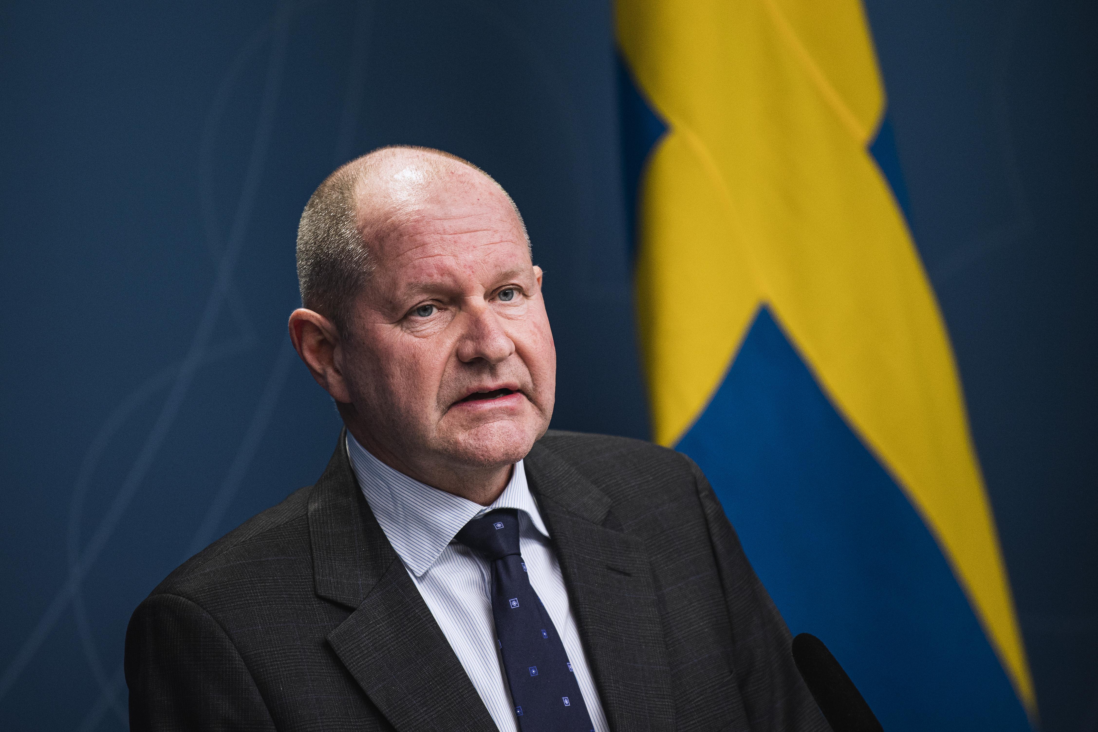 A vírus elleni védekezésért felelős svéd hivatalnok azt állítja, nem hagyhatta ki a karácsonyi utat a Kanári-szigetekre