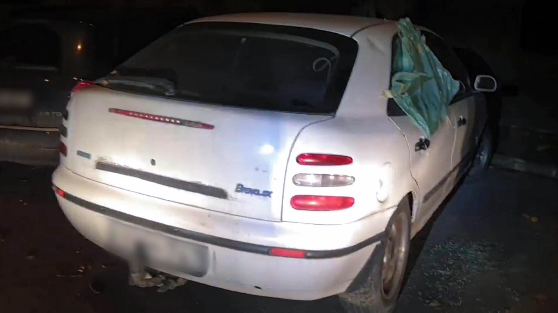 G. Béla más autóját árulta bontásra 15 ezer forintért