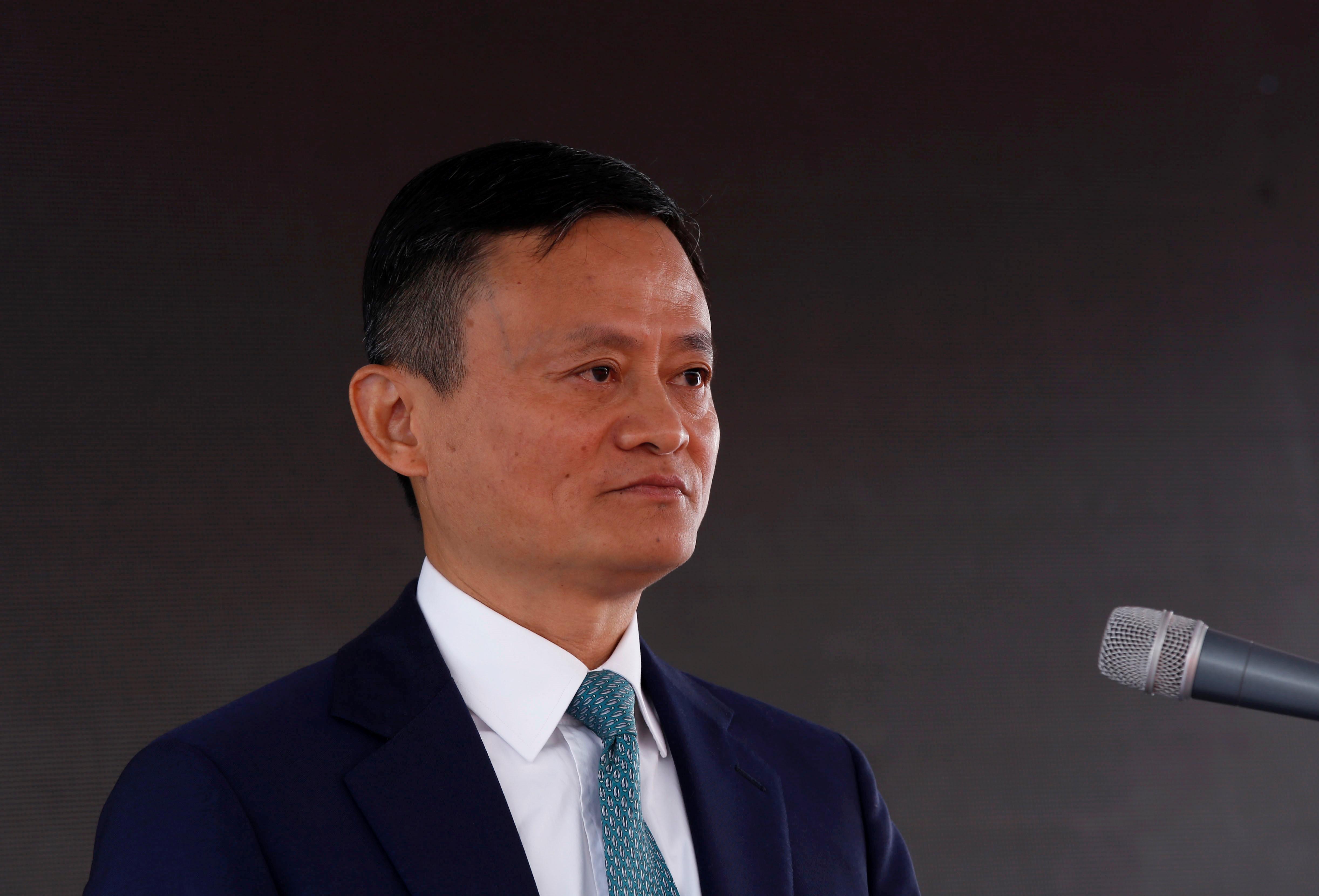 Miután kritizálta a kínai pénzügyi felügyeletet, Jack Ma teljesen eltűnt a nyilvánosság elől