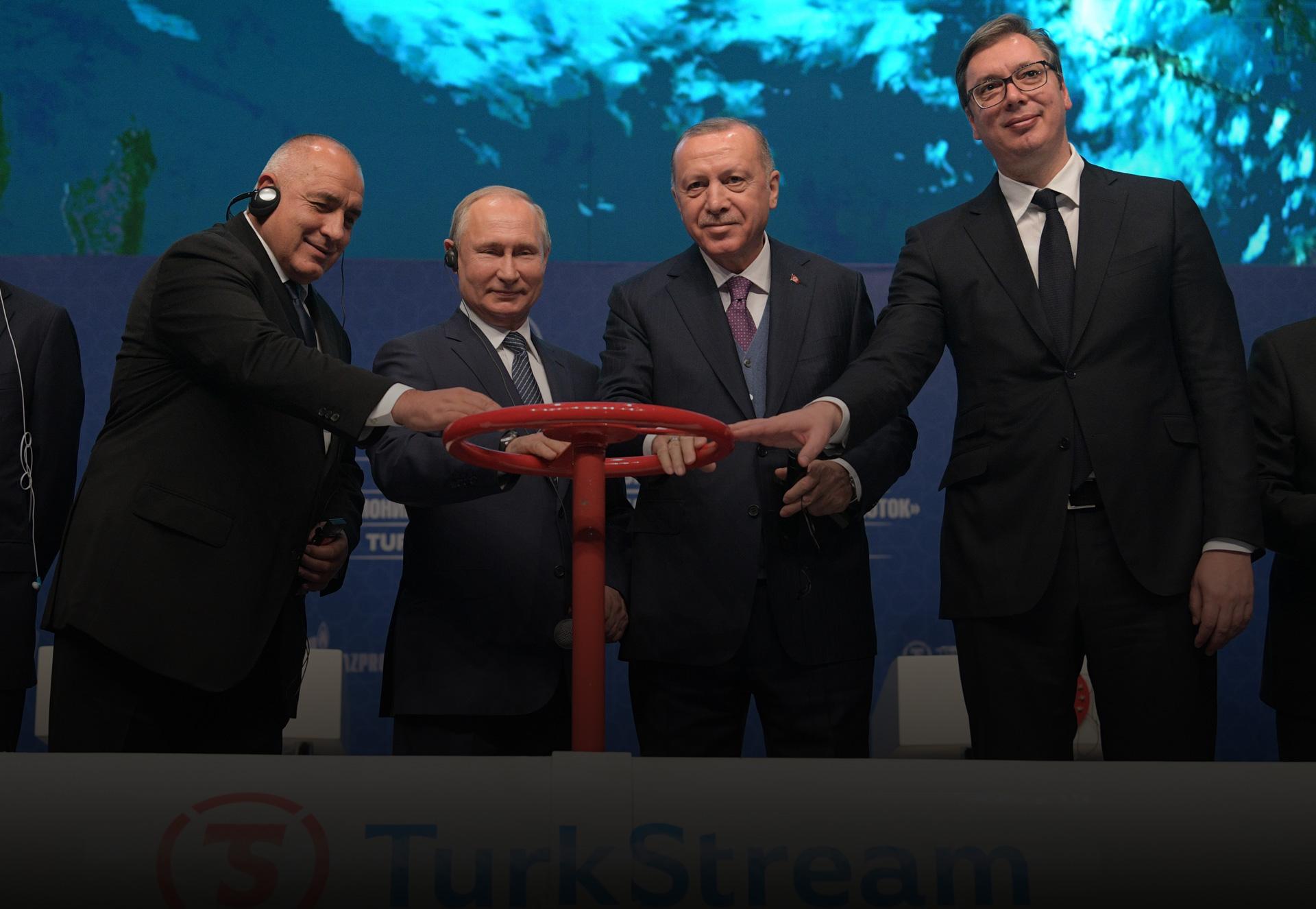 Működik az új balkáni gázvezeték, ami ellen az USA és az EU 15 évig hiába küzdött