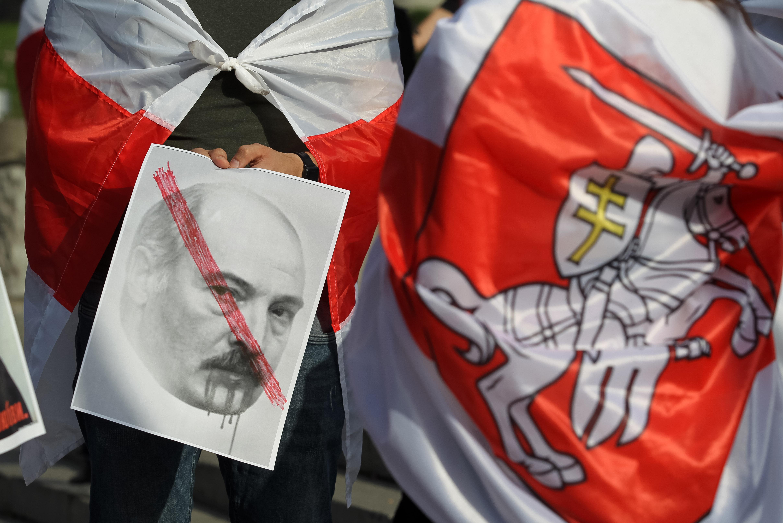 Lukasenka azt üzeni, hogy őt bizony csak választások útján lehet leváltani