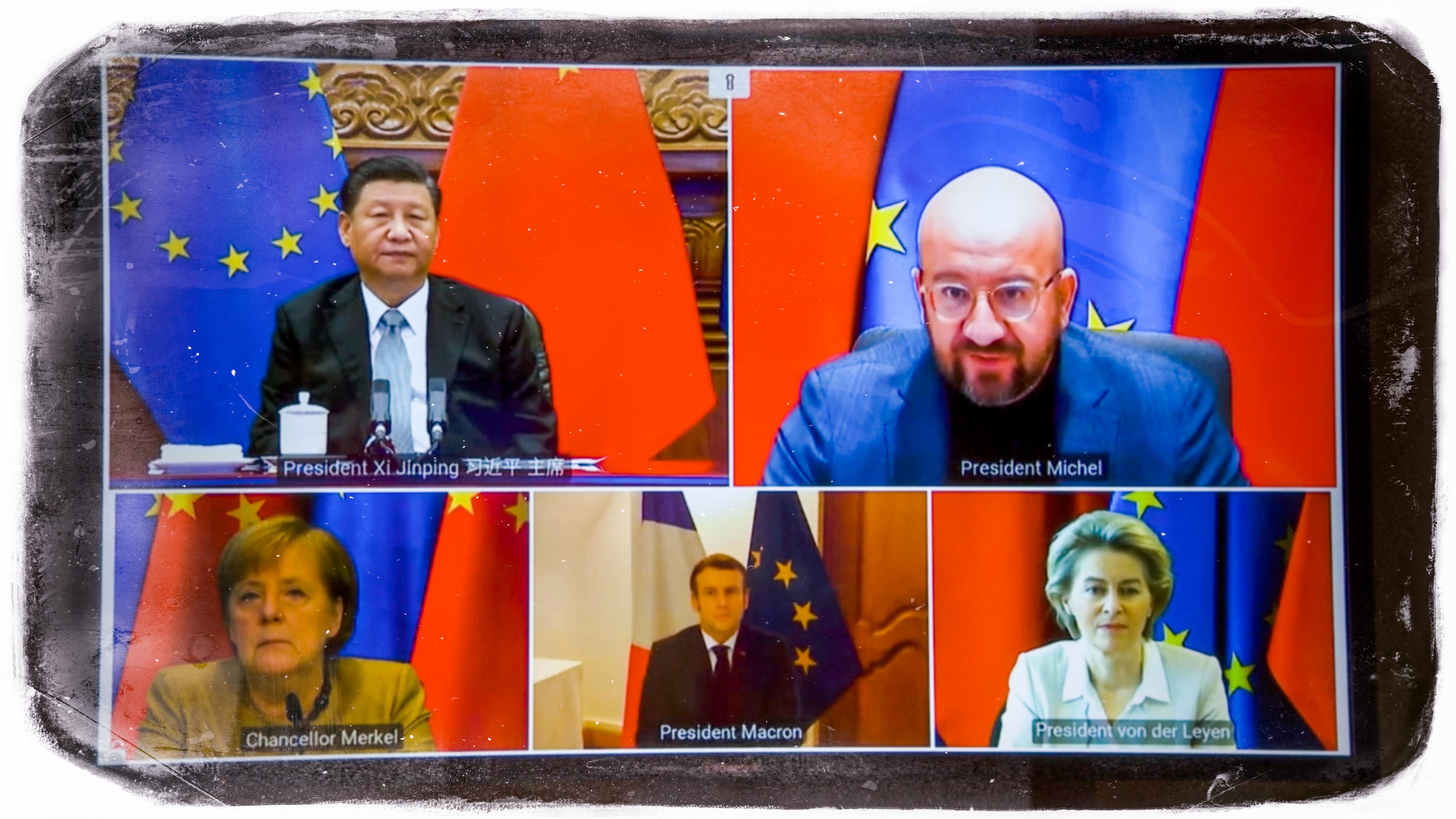 Peking és a német-francia ipar jól járhat a kínai-uniós gazdasági megállapodással, de az EU haszna kérdéses maradt