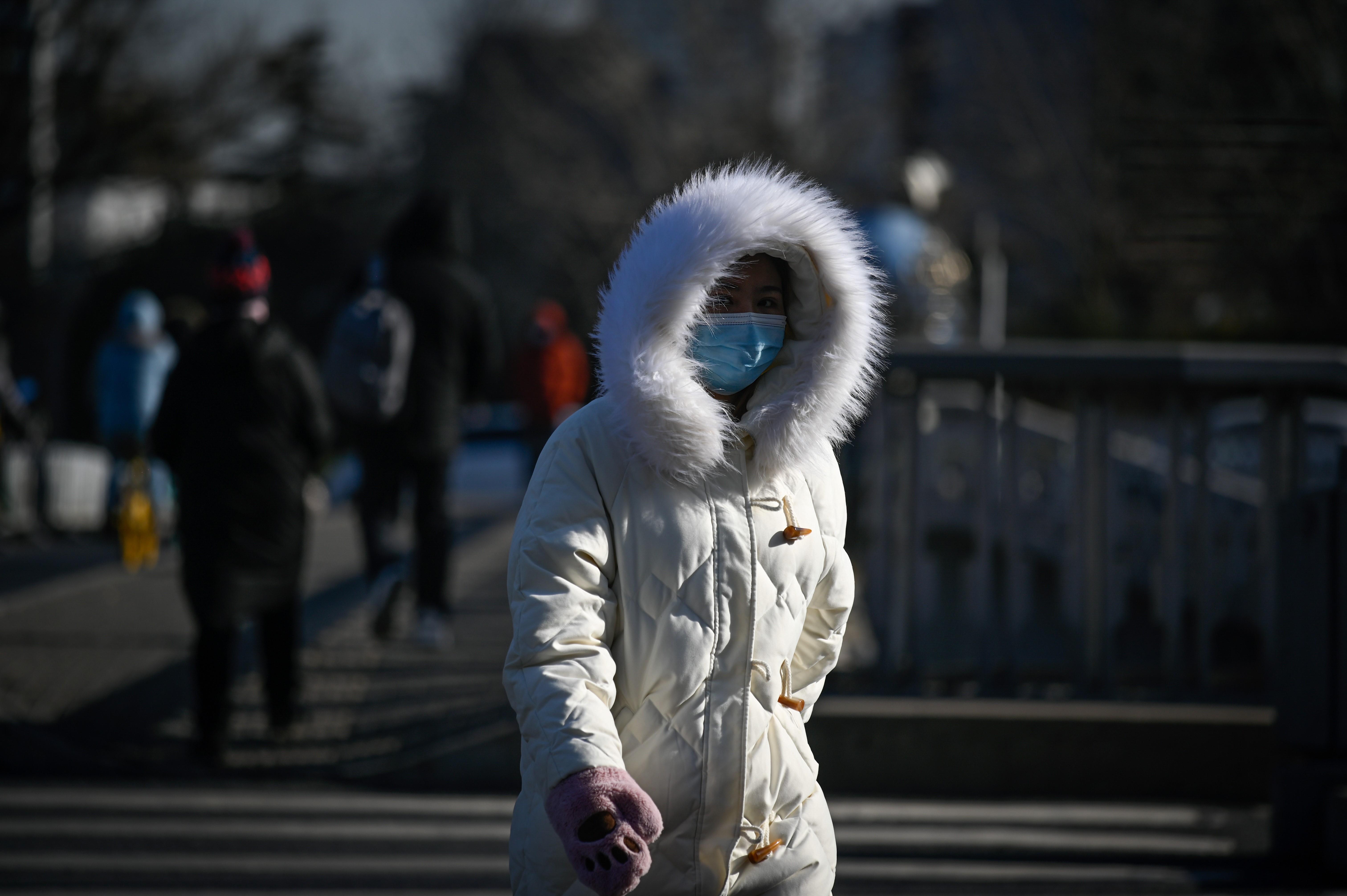 Több mint ötven éve nem volt ilyen hideg Pekingben