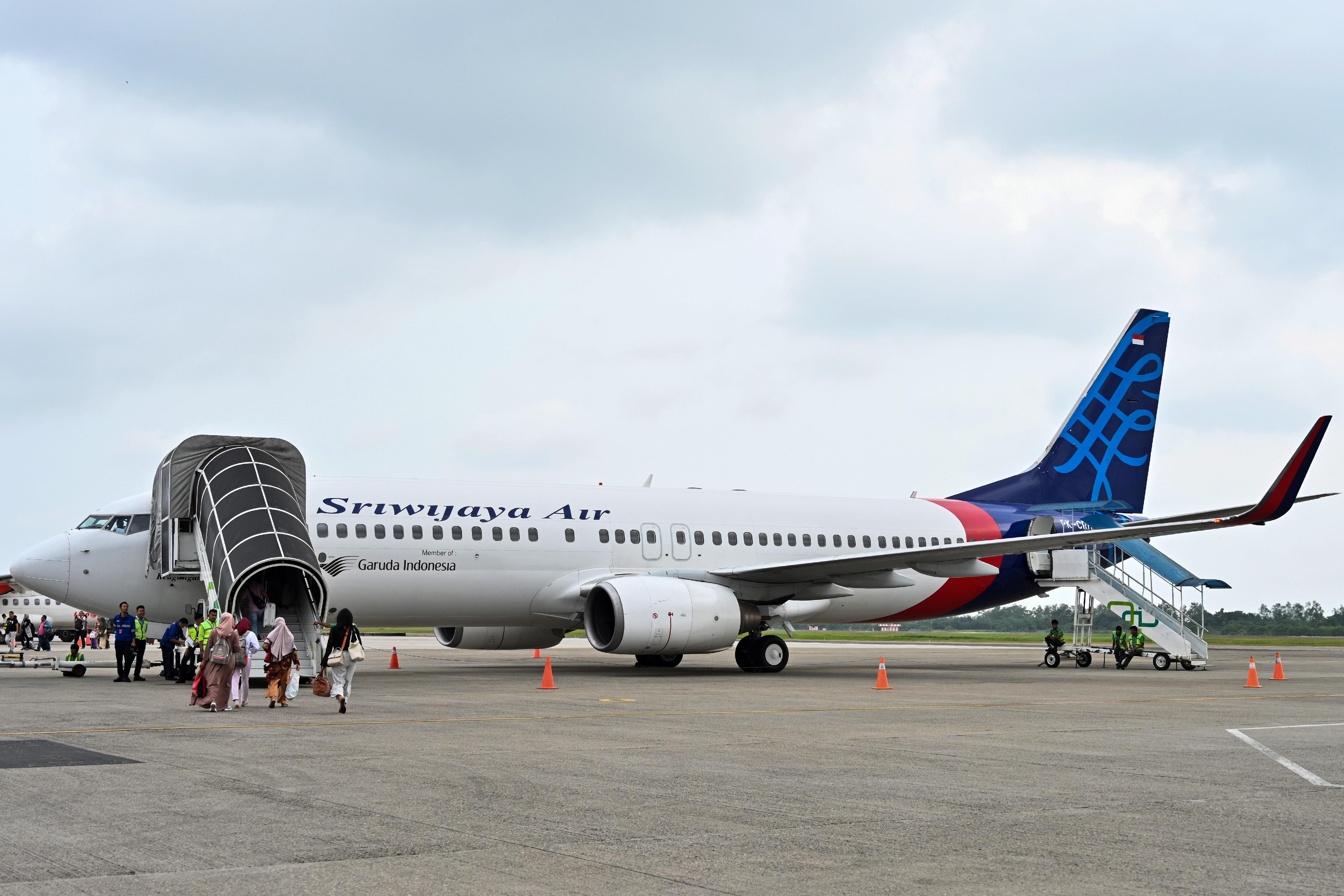 Felszállás után eltűnt egy indonéz utasszállító gép