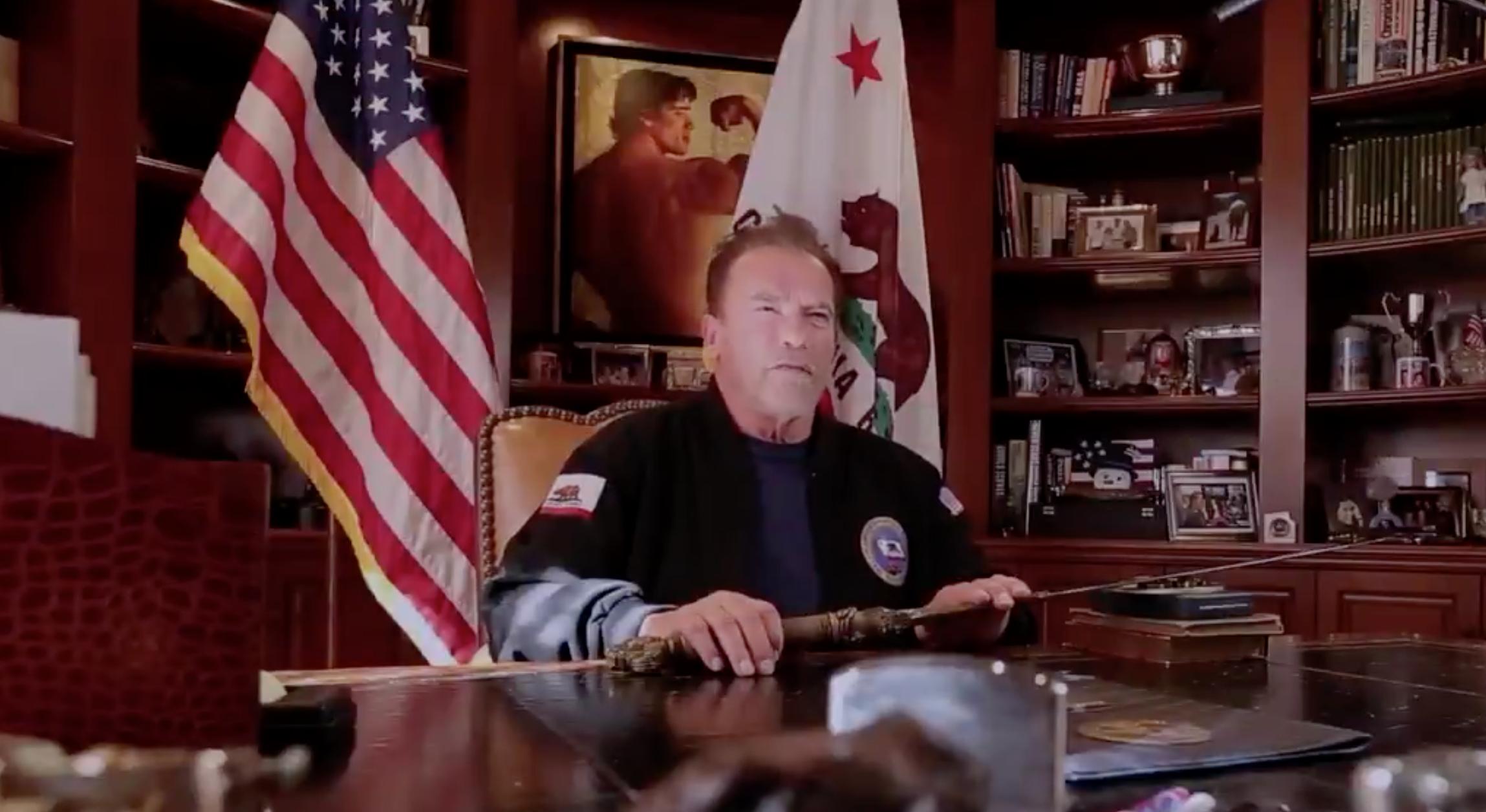 Schwarzenegger: Donald Trump egy bukott vezető, a legrosszabb elnökként vonul be a történelembe