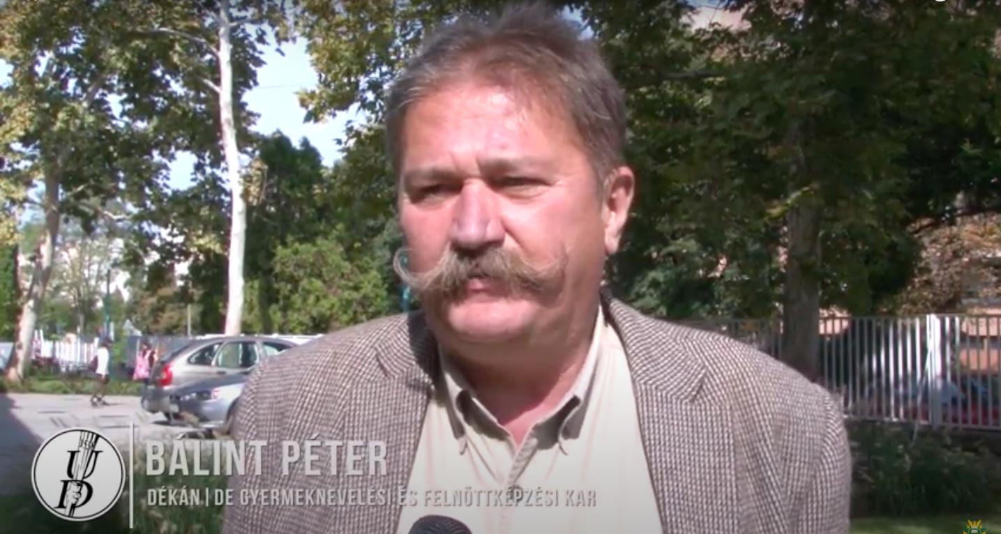 Eltitkolt zaklatási ügy miatt menthették fel még tavaly áprilisban a Debreceni Egyetem dékánját