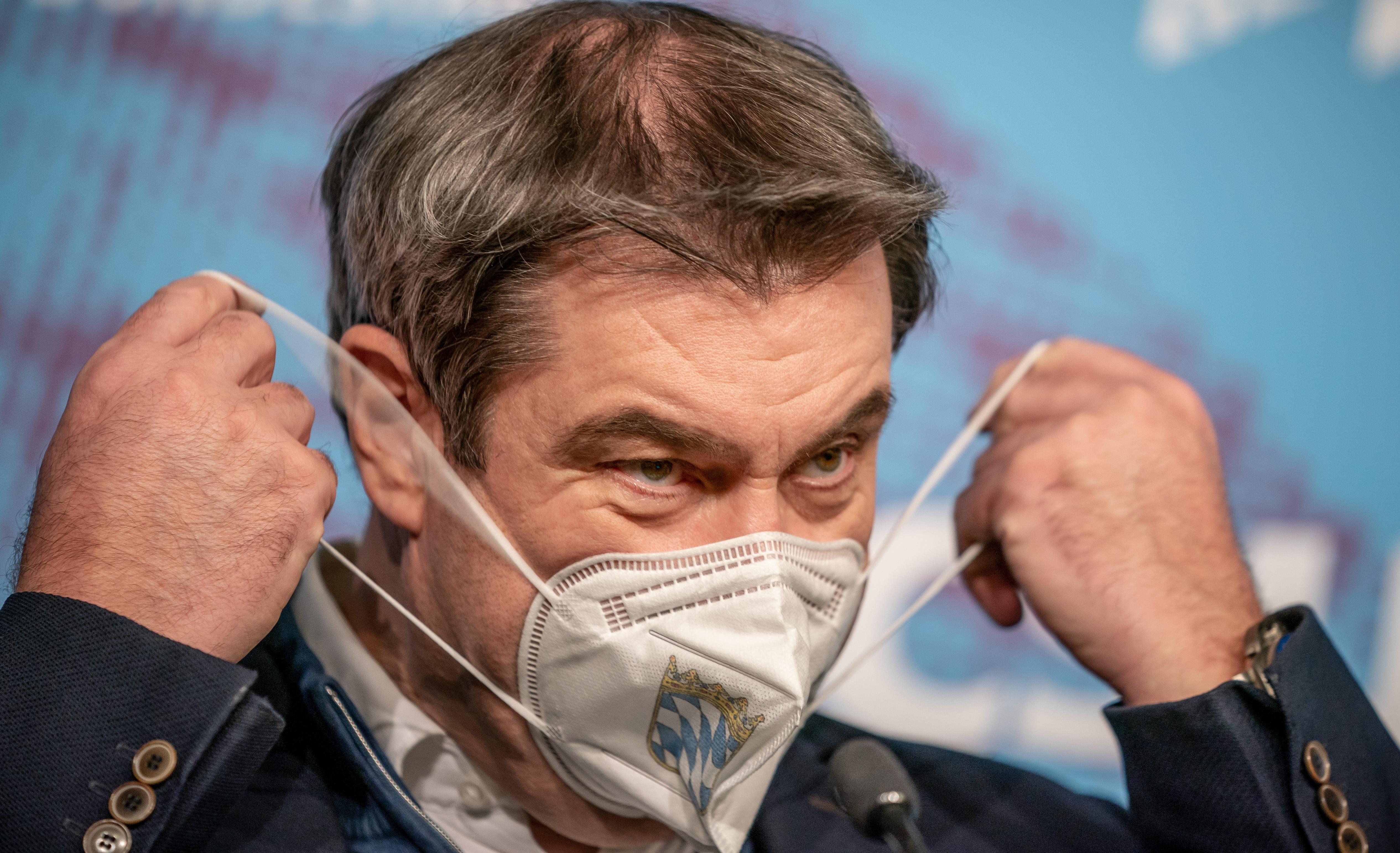 A bajor miniszterelnök mozgosítaná a német gyógyszercégeket, hogy szálljanak be a vakcinagyártásba
