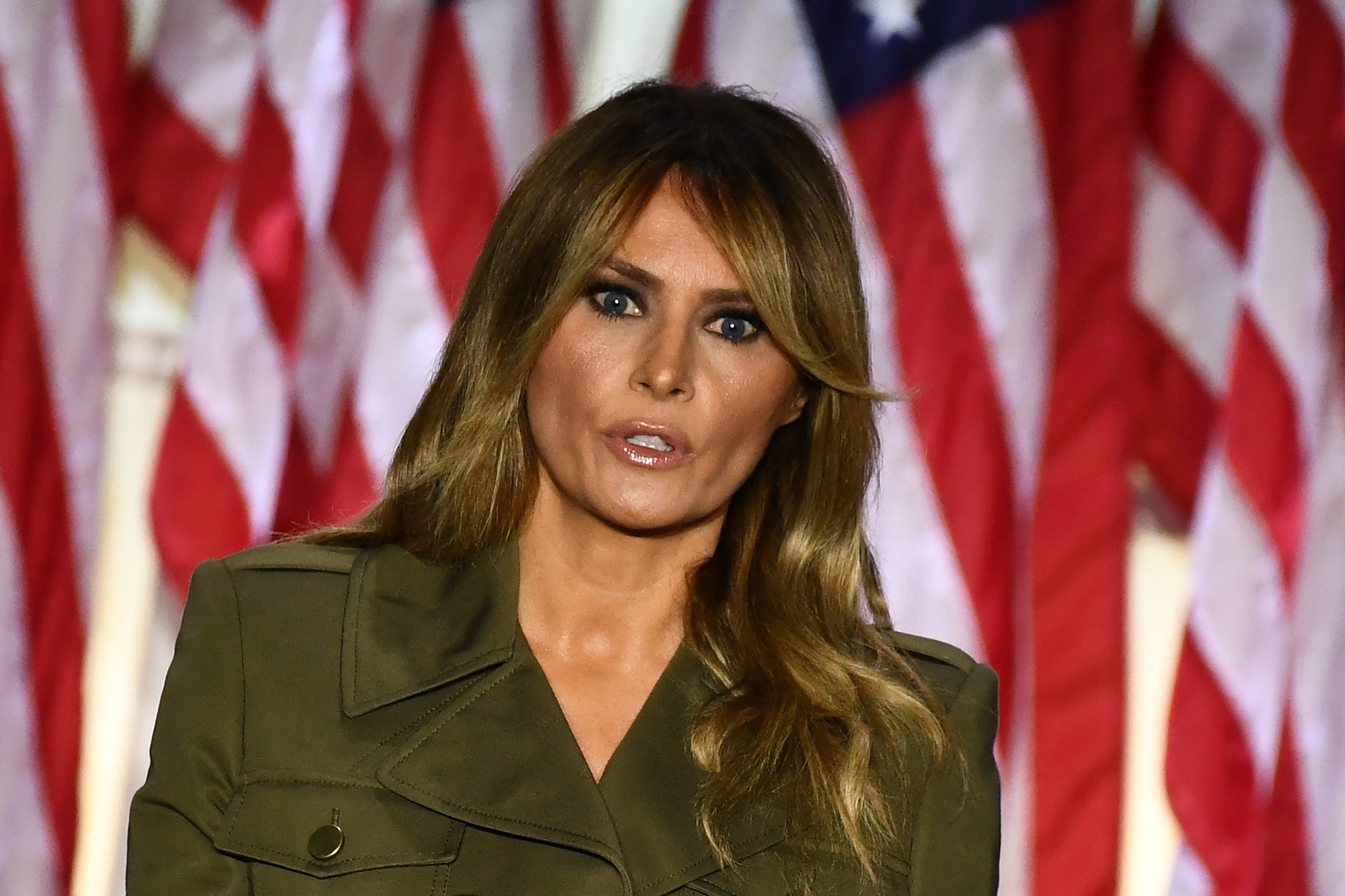 A Capitolium ostromának igazi áldozata: Melania Trump