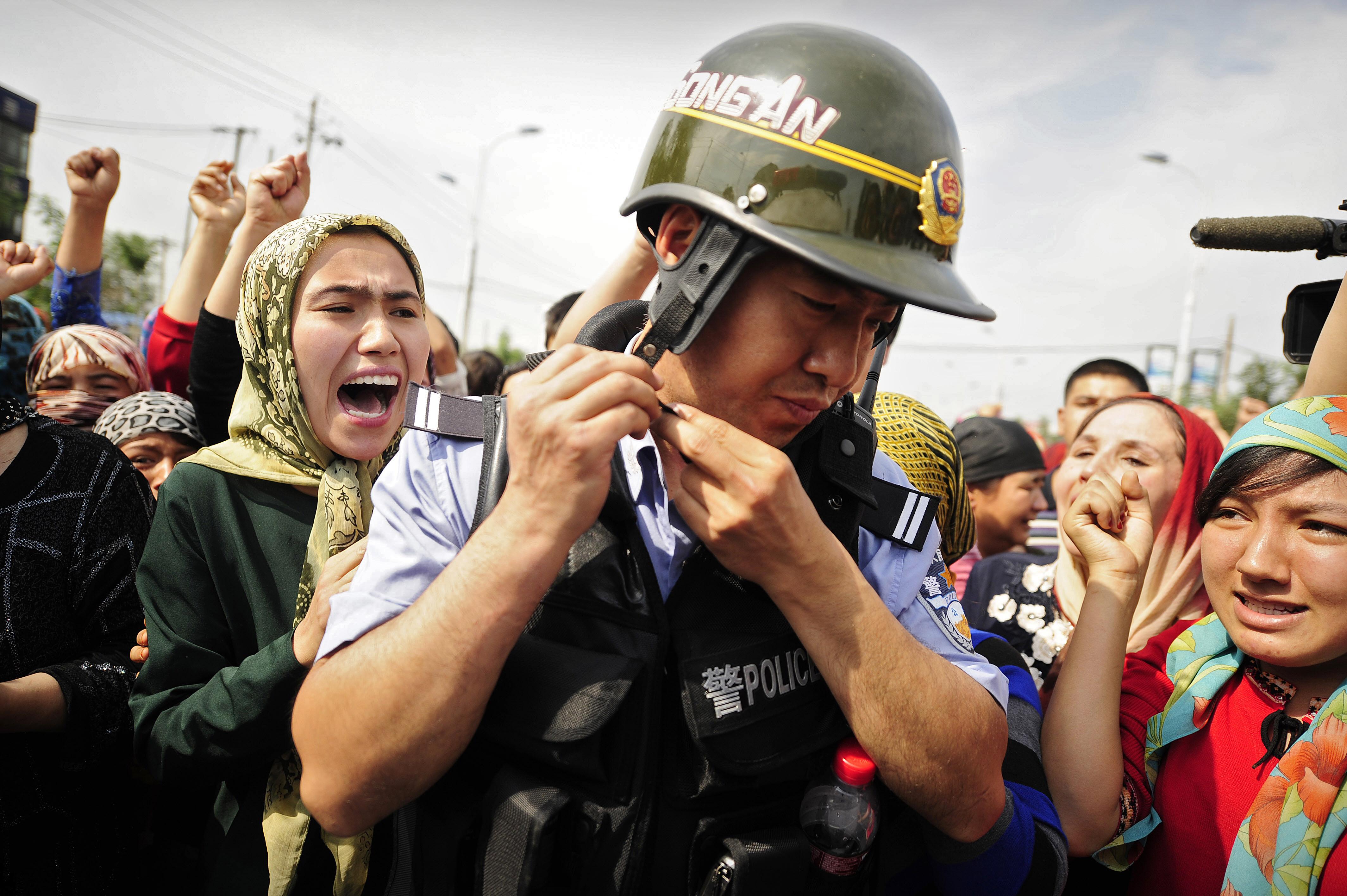 A holland parlament határozatban mondta ki, hogy Kínában ujgur népirtás zajlik