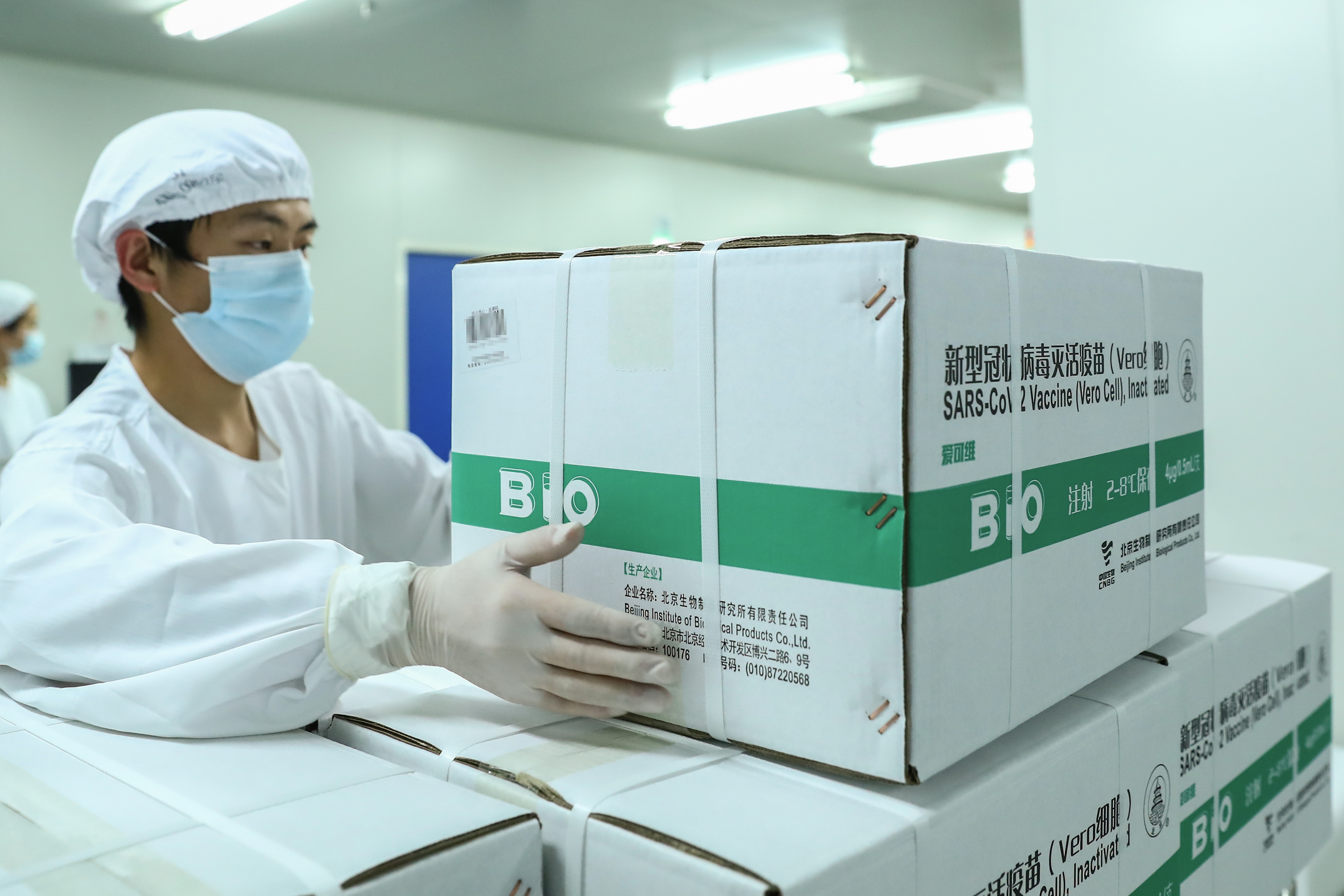 A kormány megállapodott az egyik kínai vakcinagyártóval