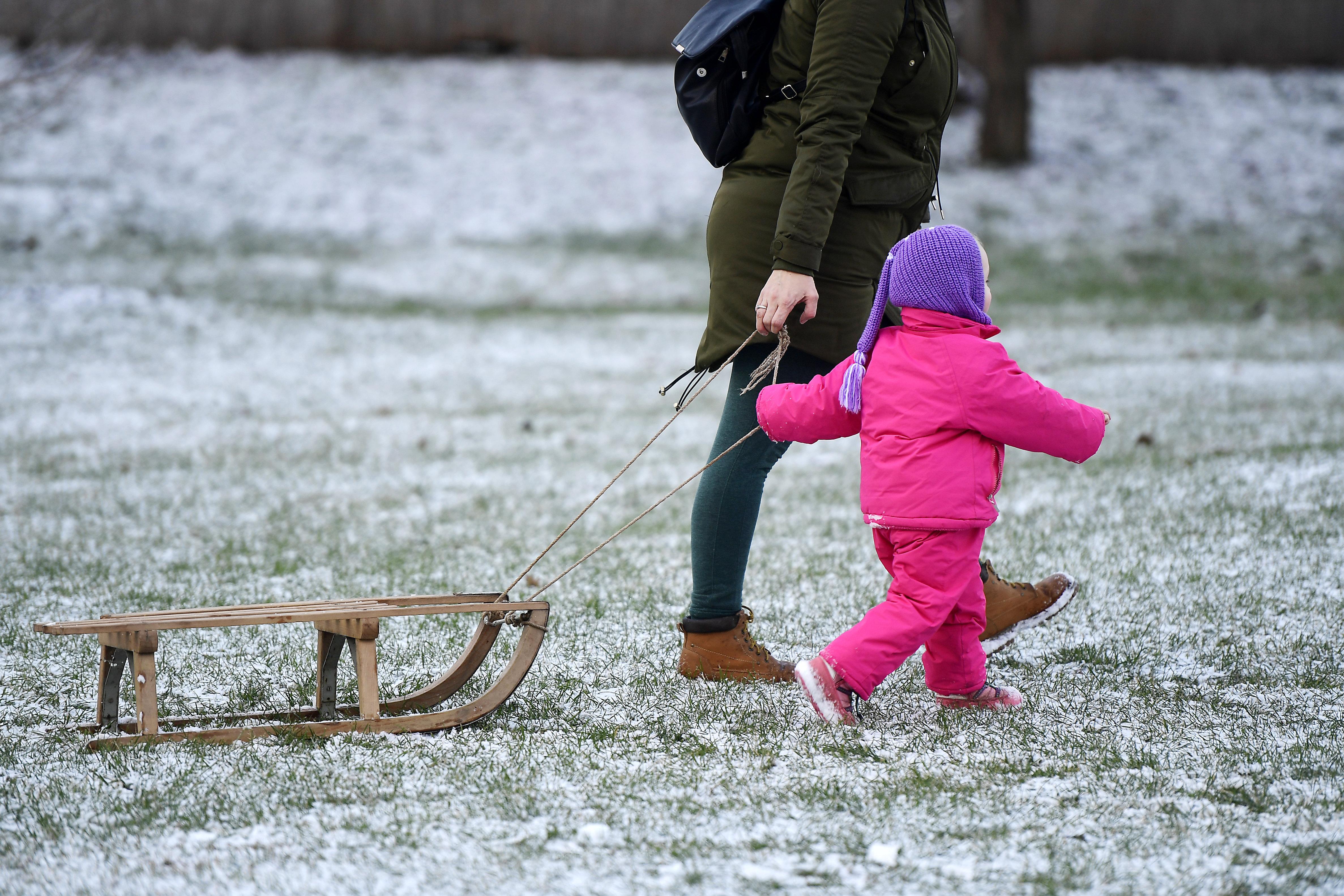 Na, most aztán lesz tél: van, ahol mínusz 15 fok is lehet a hétvégén