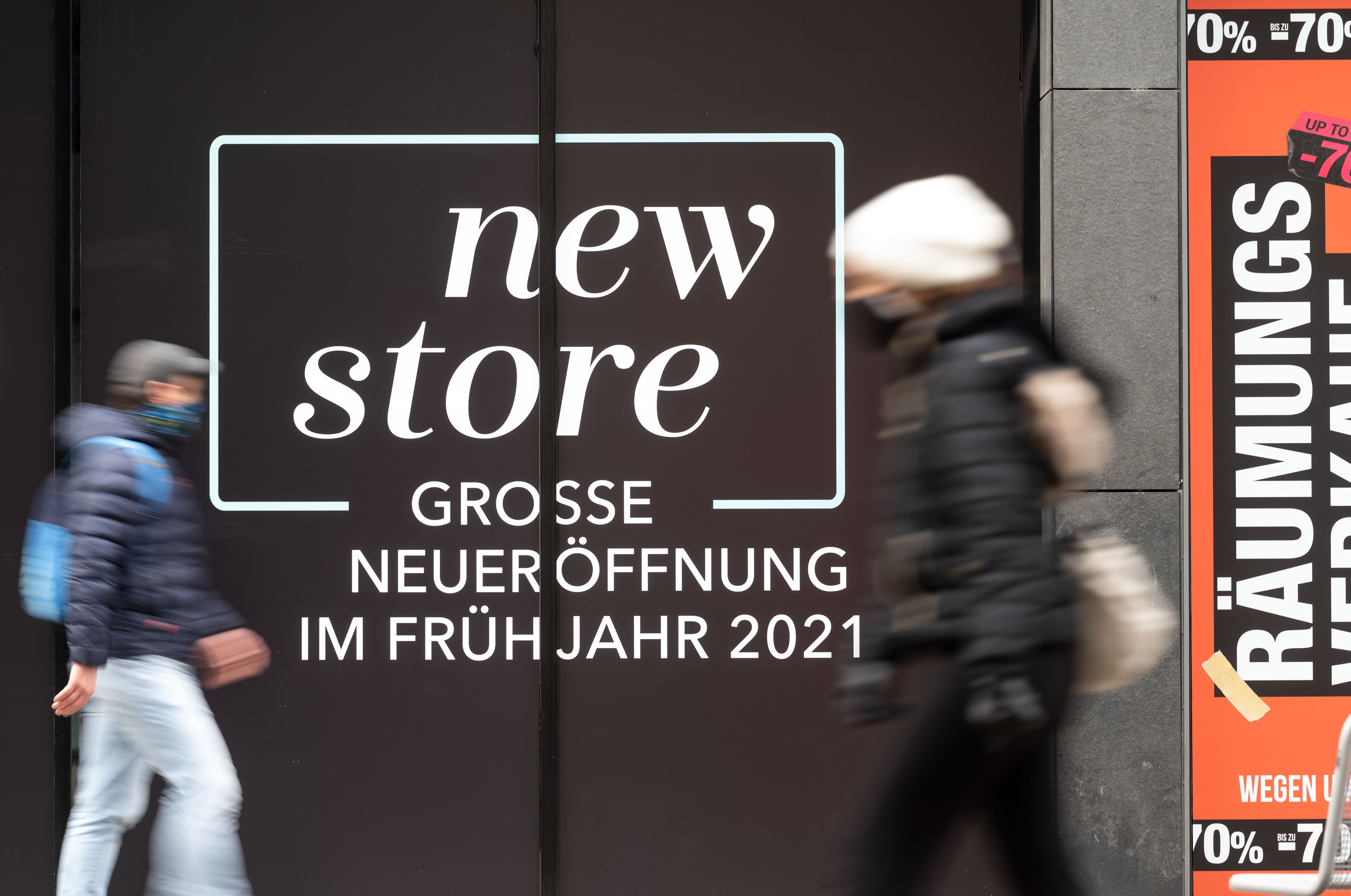 A német GDP 5 százalékkal csökkent 2020-ban