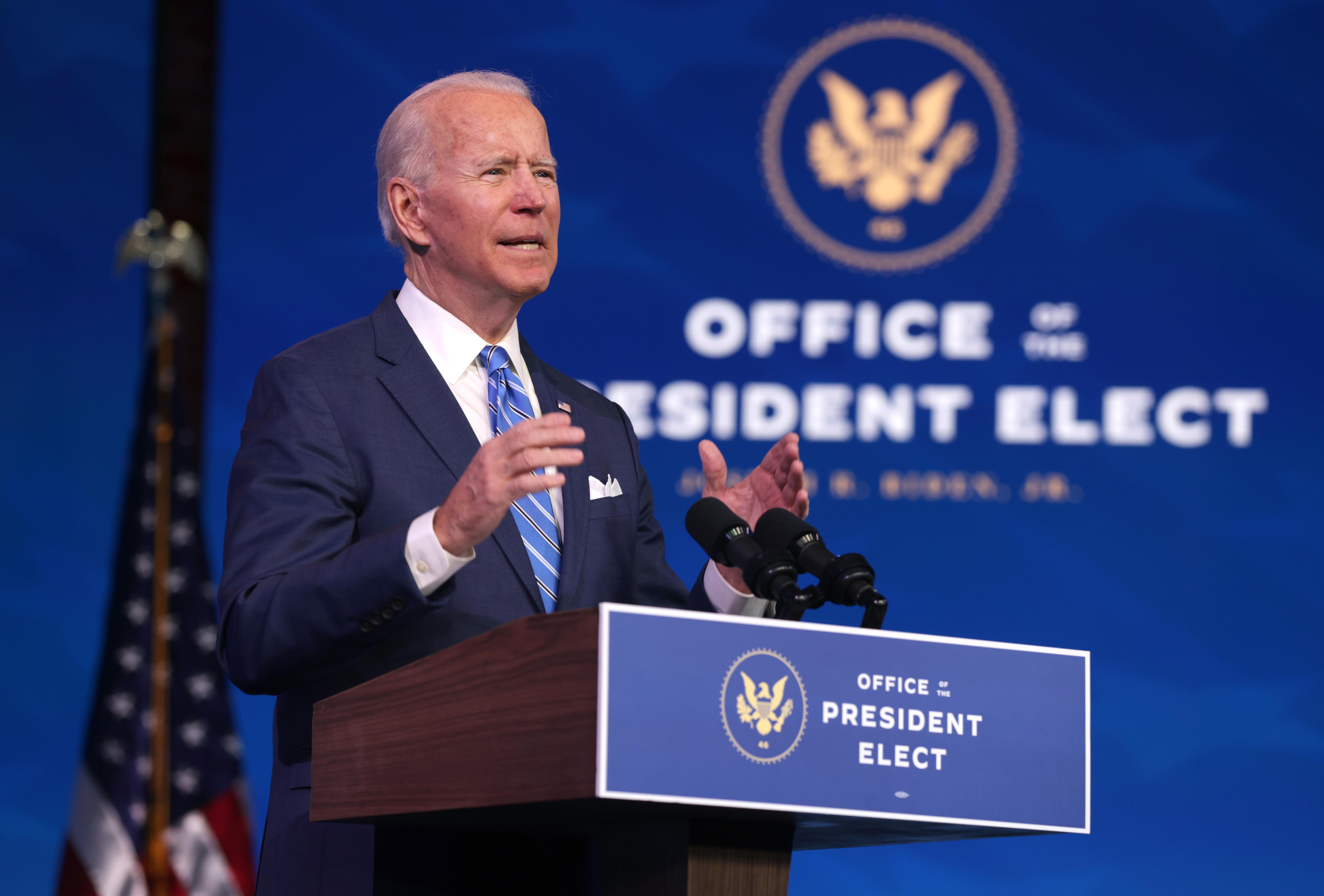 1,9 billió dolláros gazdaságösztönző csomagot kezdeményez Joe Biden