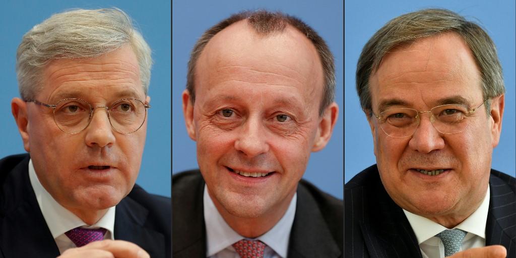 Ez a három férfi akar Angela Merkel cipőjébe lépni