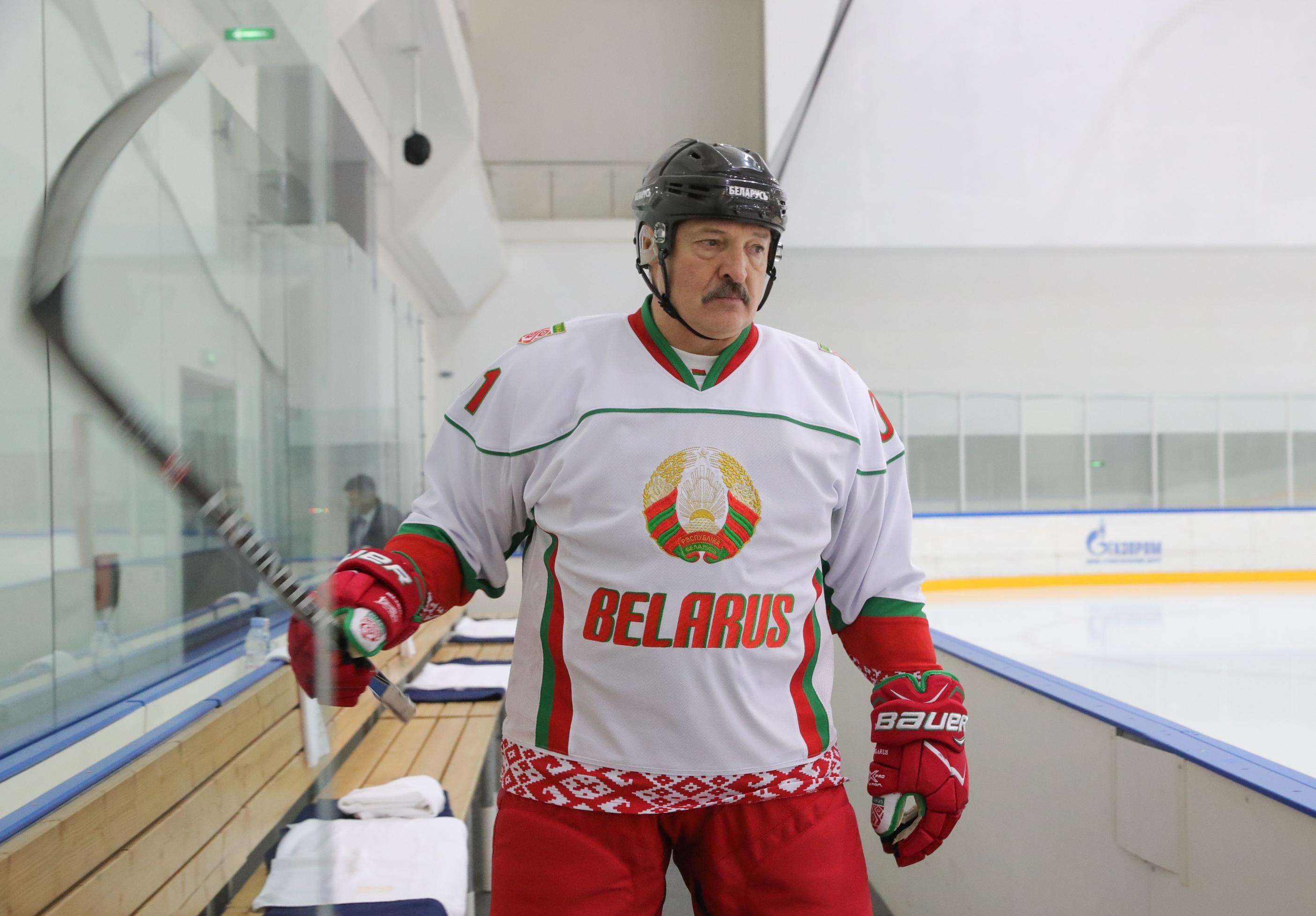 Biztonsági okokra hivatkozva elvették Fehéroroszországtól a jéghokivébé társrendezői jogát