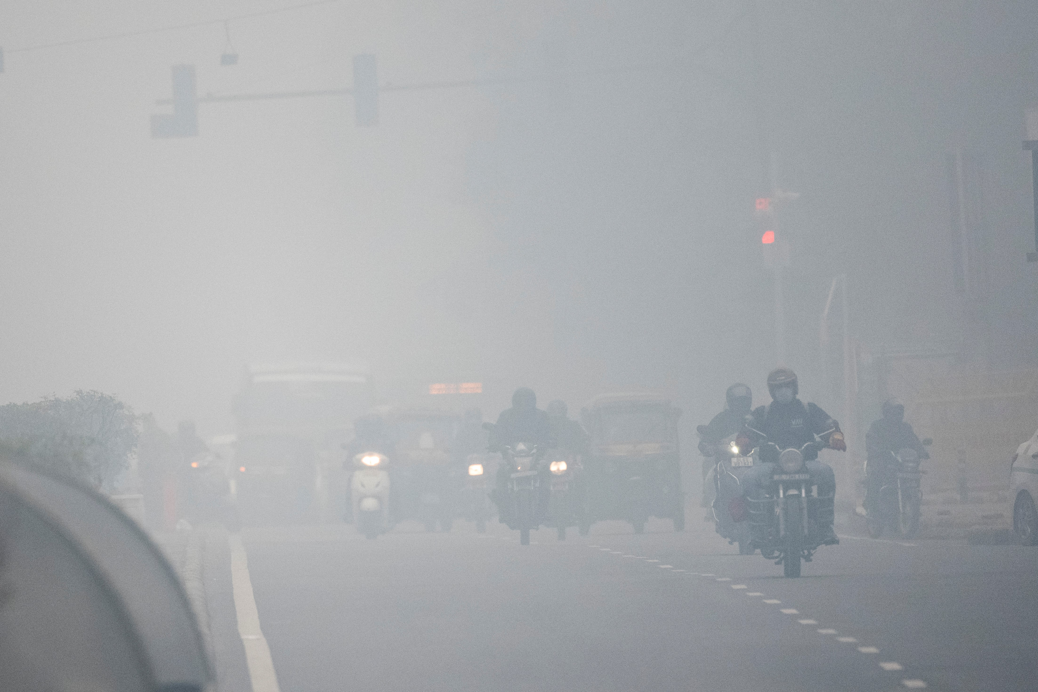 Már Miskolcon is veszélyes a levegő minősége