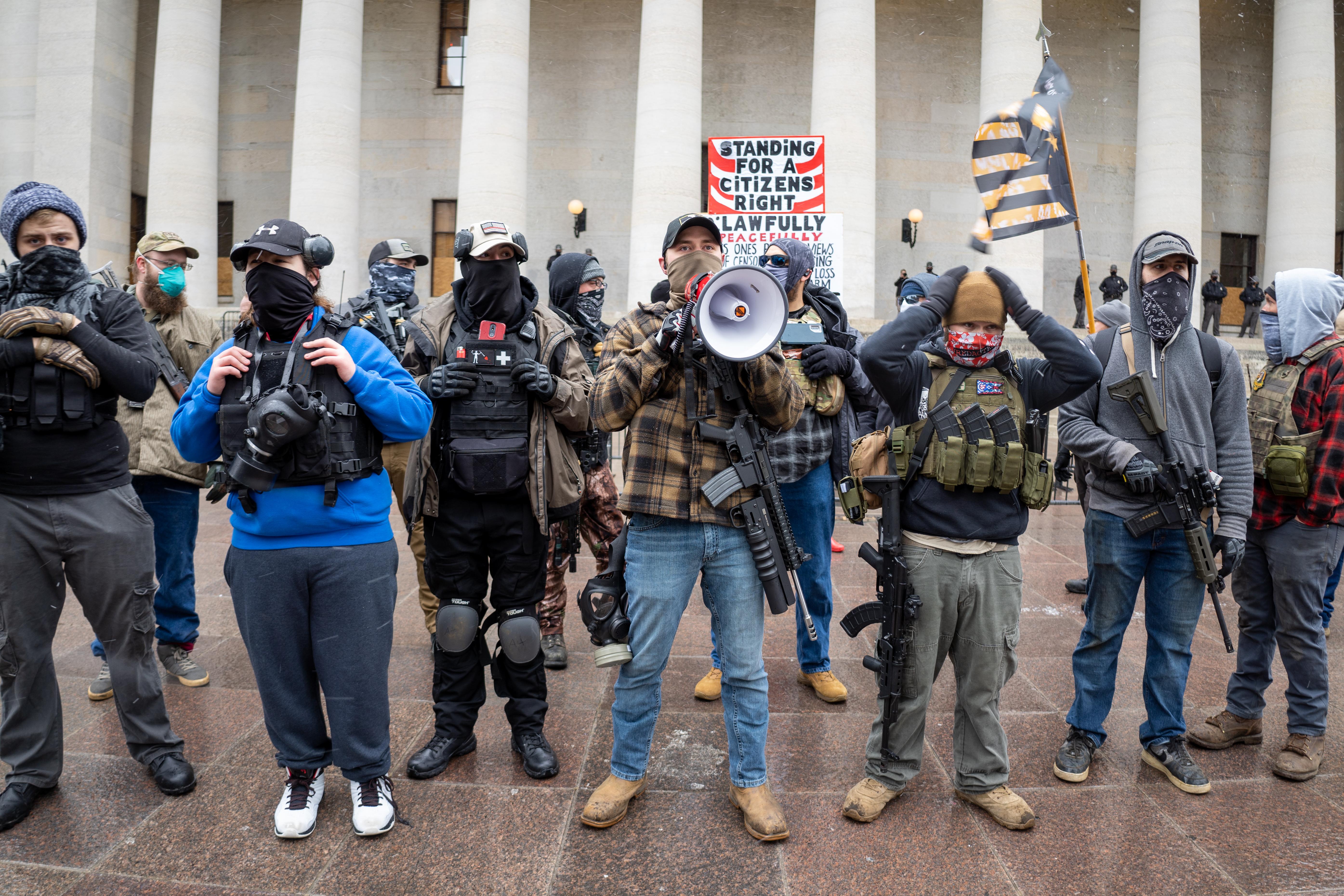 Vasárnap kisebb tüntetések voltak szerte az USA-ban