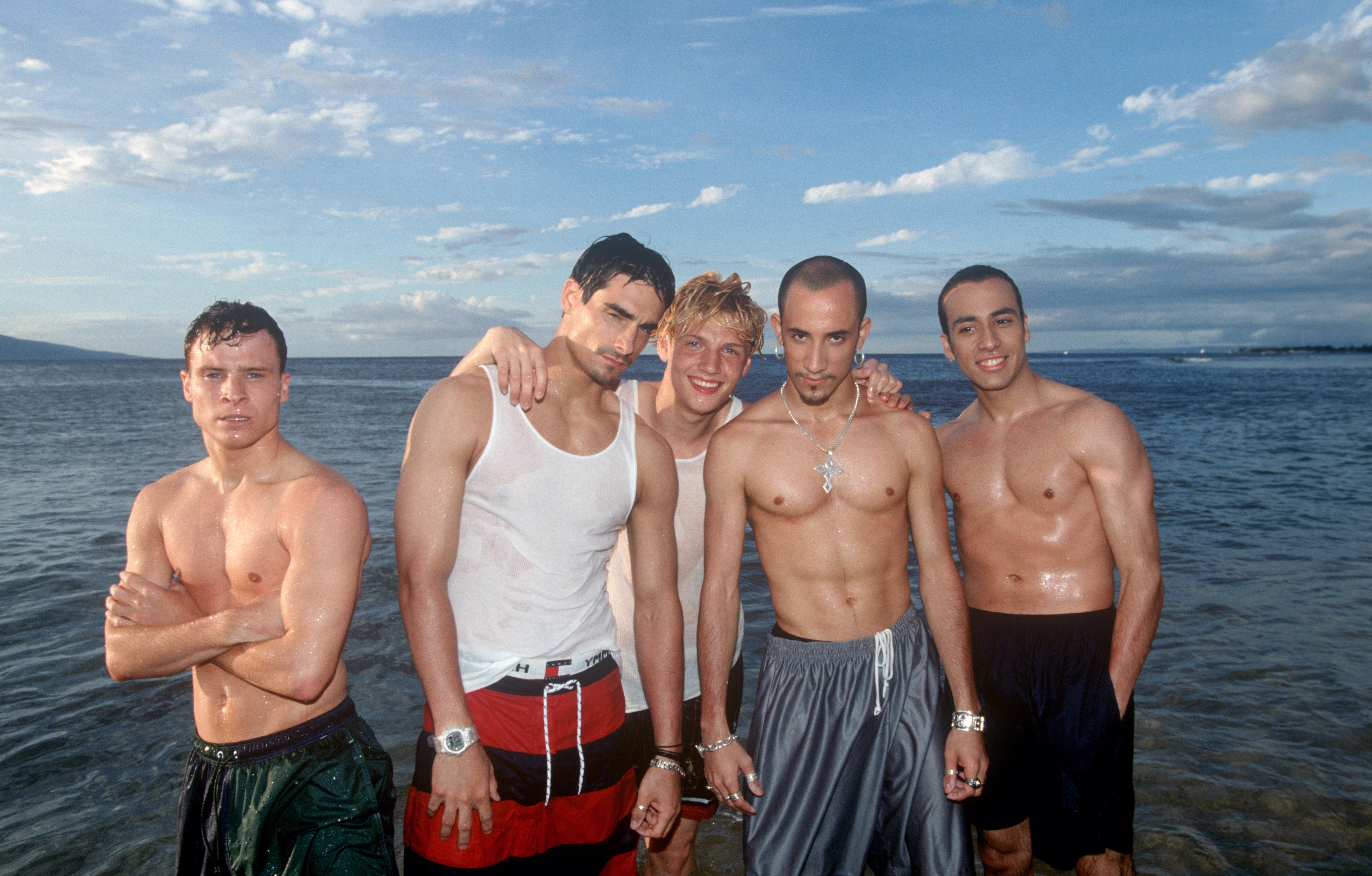 A QAnon elérte a Backstreet Boys-t is