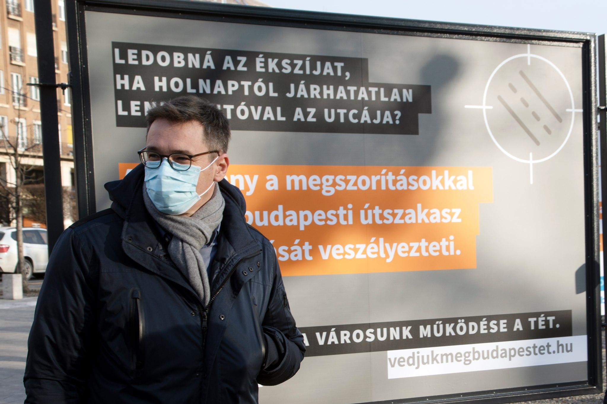 Karácsony: A járvány és a válság rombolása mellé zárkózik fel az Orbán-kormány a megszorításaival