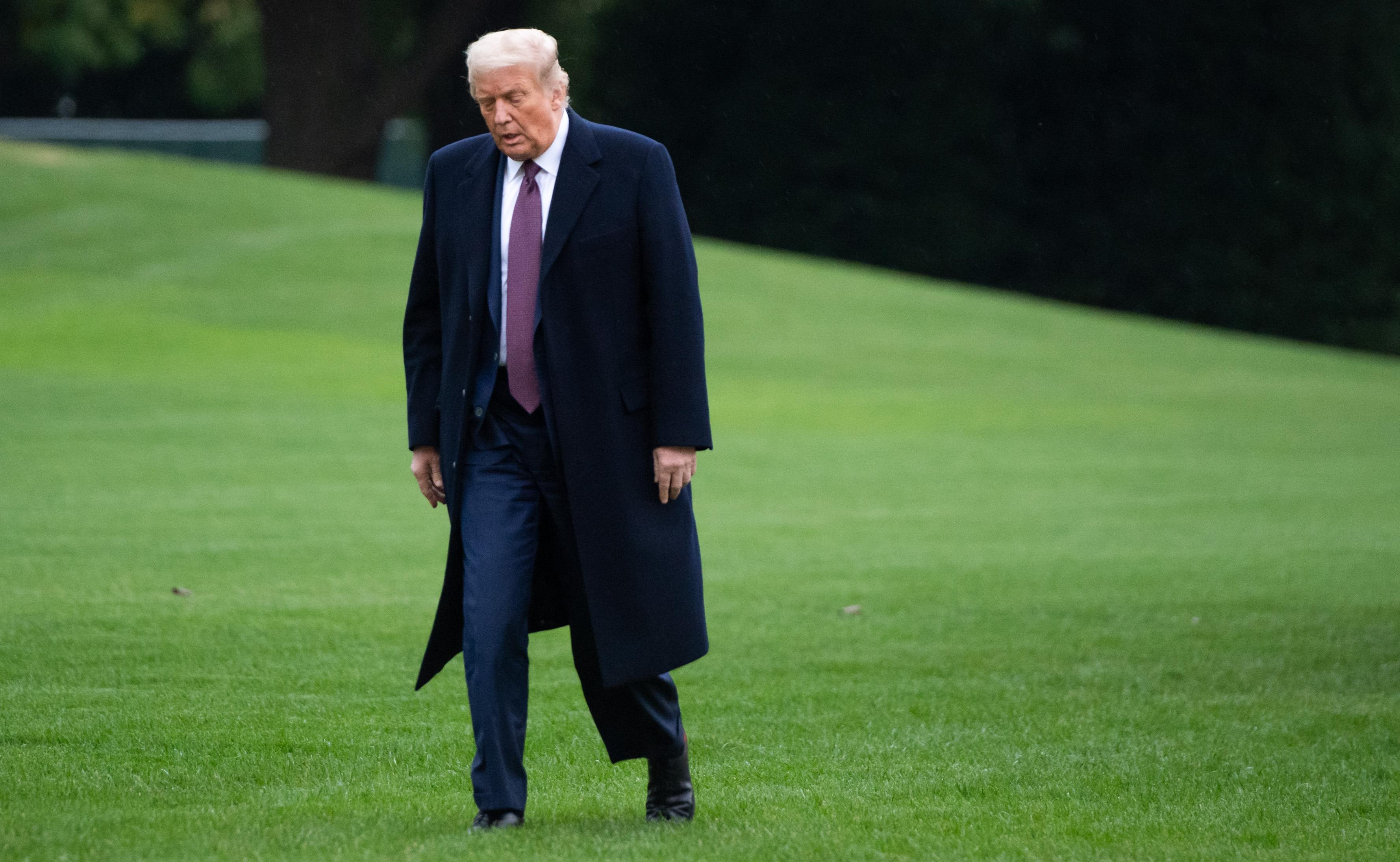 A szólásszabadság körül foroghat Trump második impeachmentje