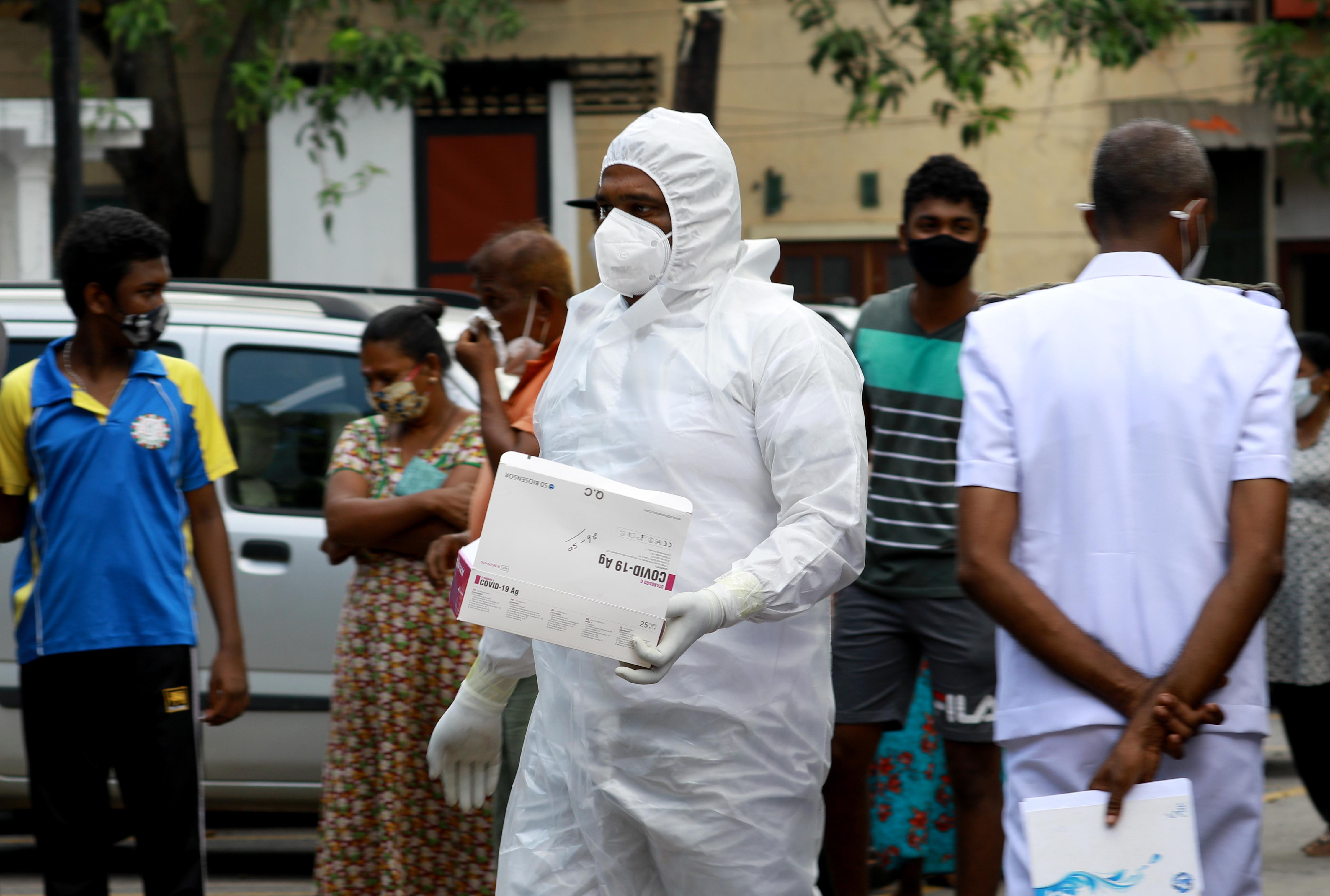 Srí Lankán külön szigeten temetik el a koronavírusban meghaltakat