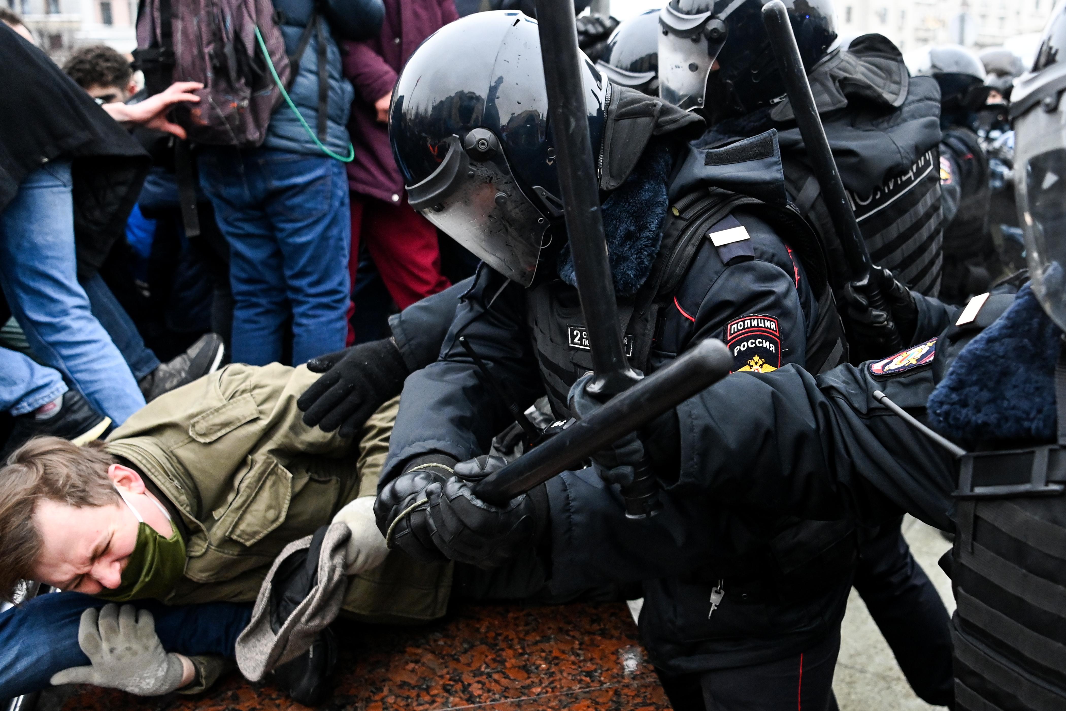 Moszkva kiutasítja a Navalnij-tüntetéseken részt vevő diplomatákat