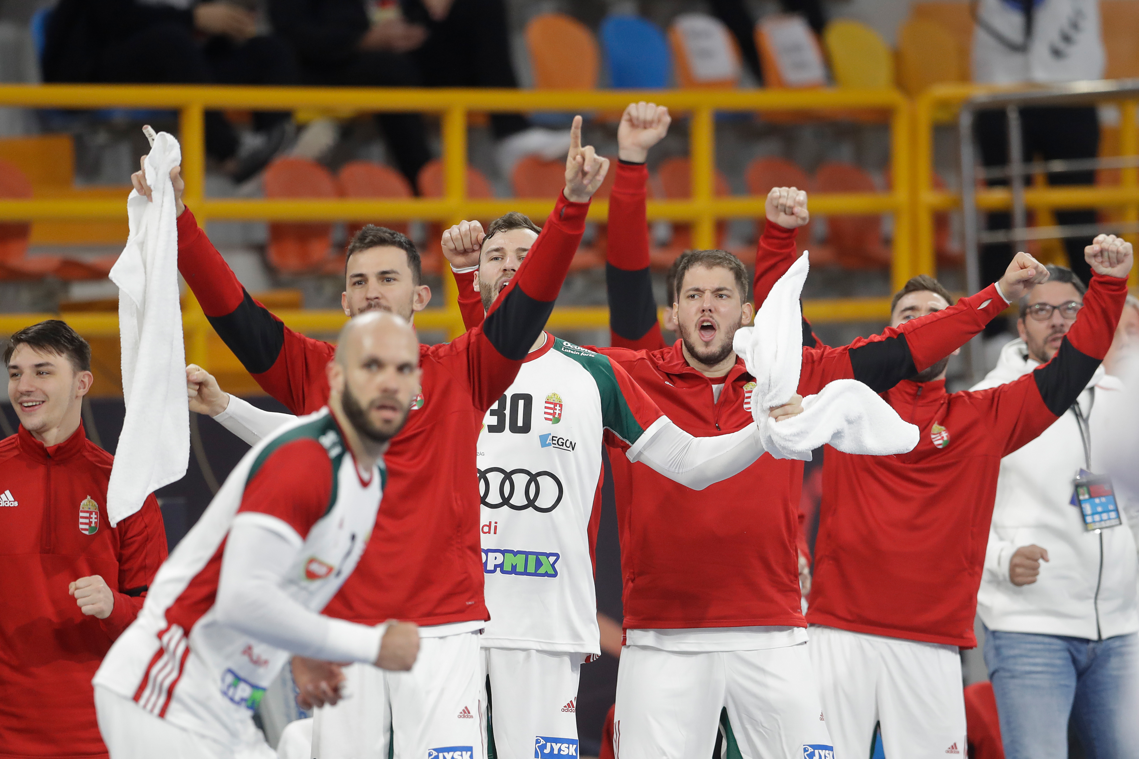 Lengyelország legyőzésével világbajnoki negyeddöntős a magyar férfi kéziválogatott