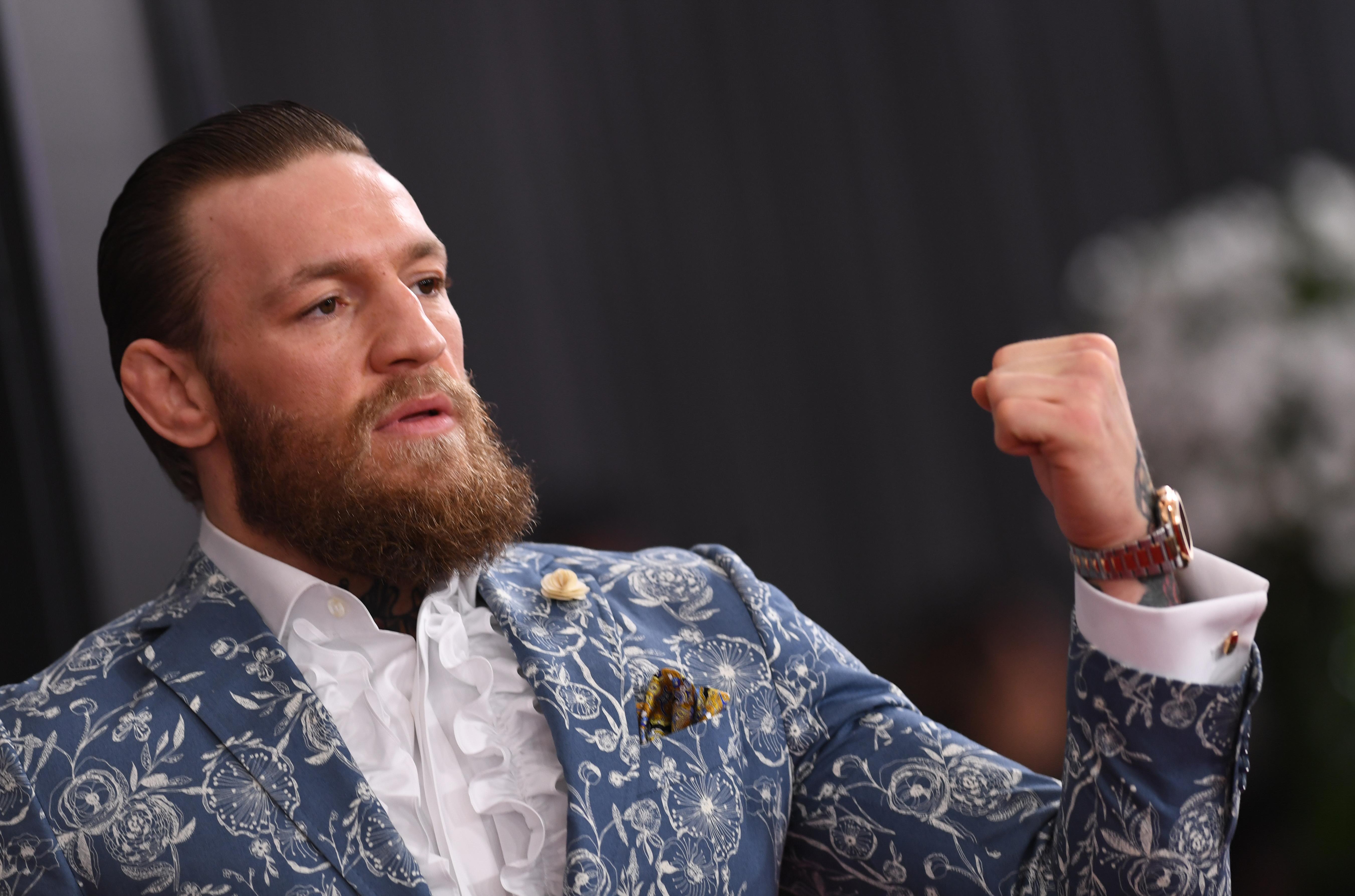 Hiába ütötték ki, így is Conor McGregor volt az elmúlt év legjobban kereső sportolója
