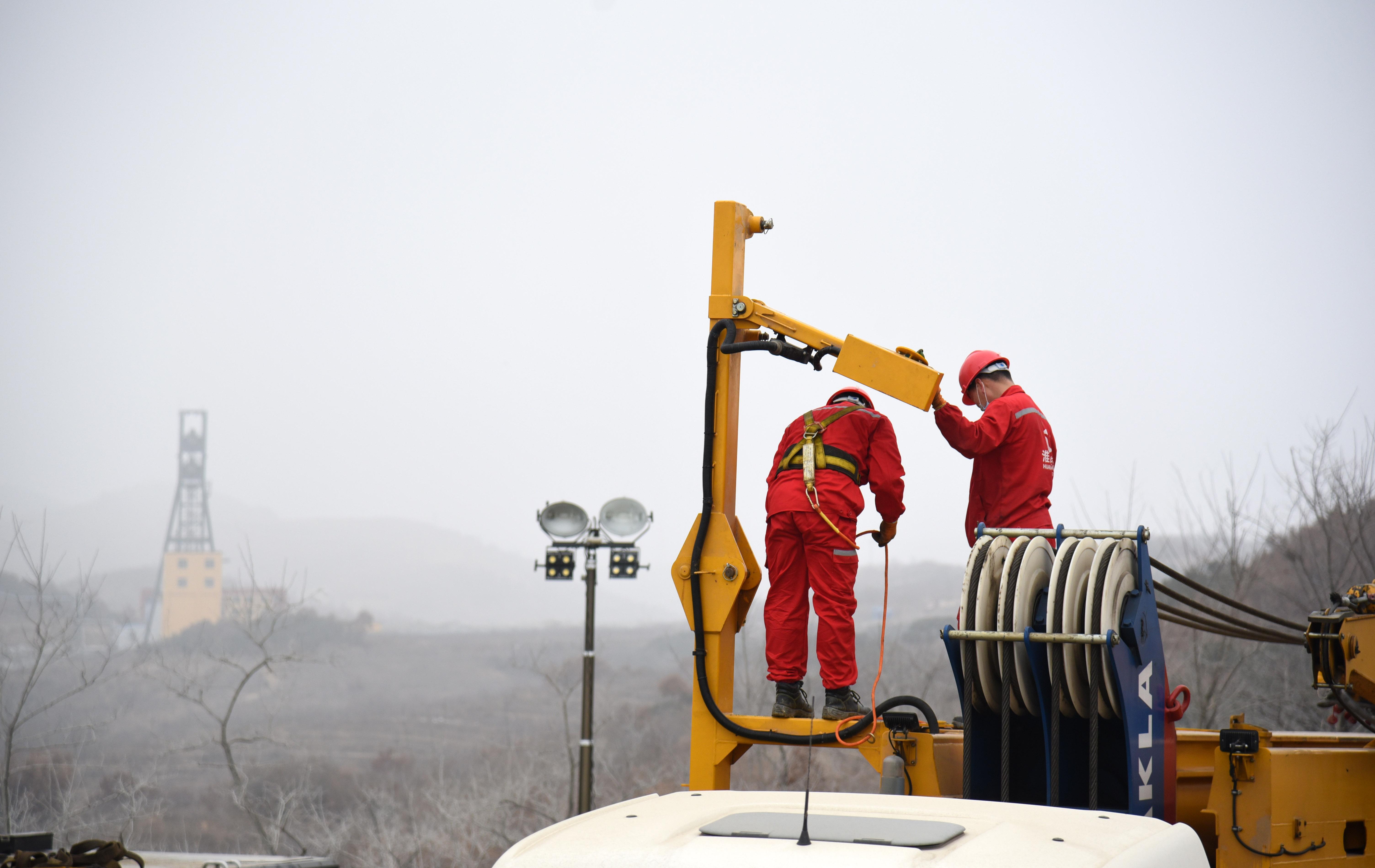 Kilenc holttestet találtak a kínai aranybányában