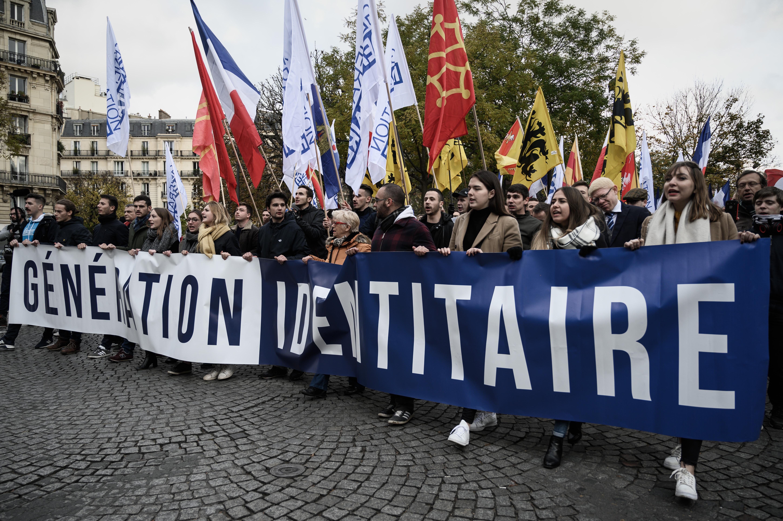 A francia belügyminiszter feloszlatná az Identitás Generáció nevű szélsőjobboldali szervezetet