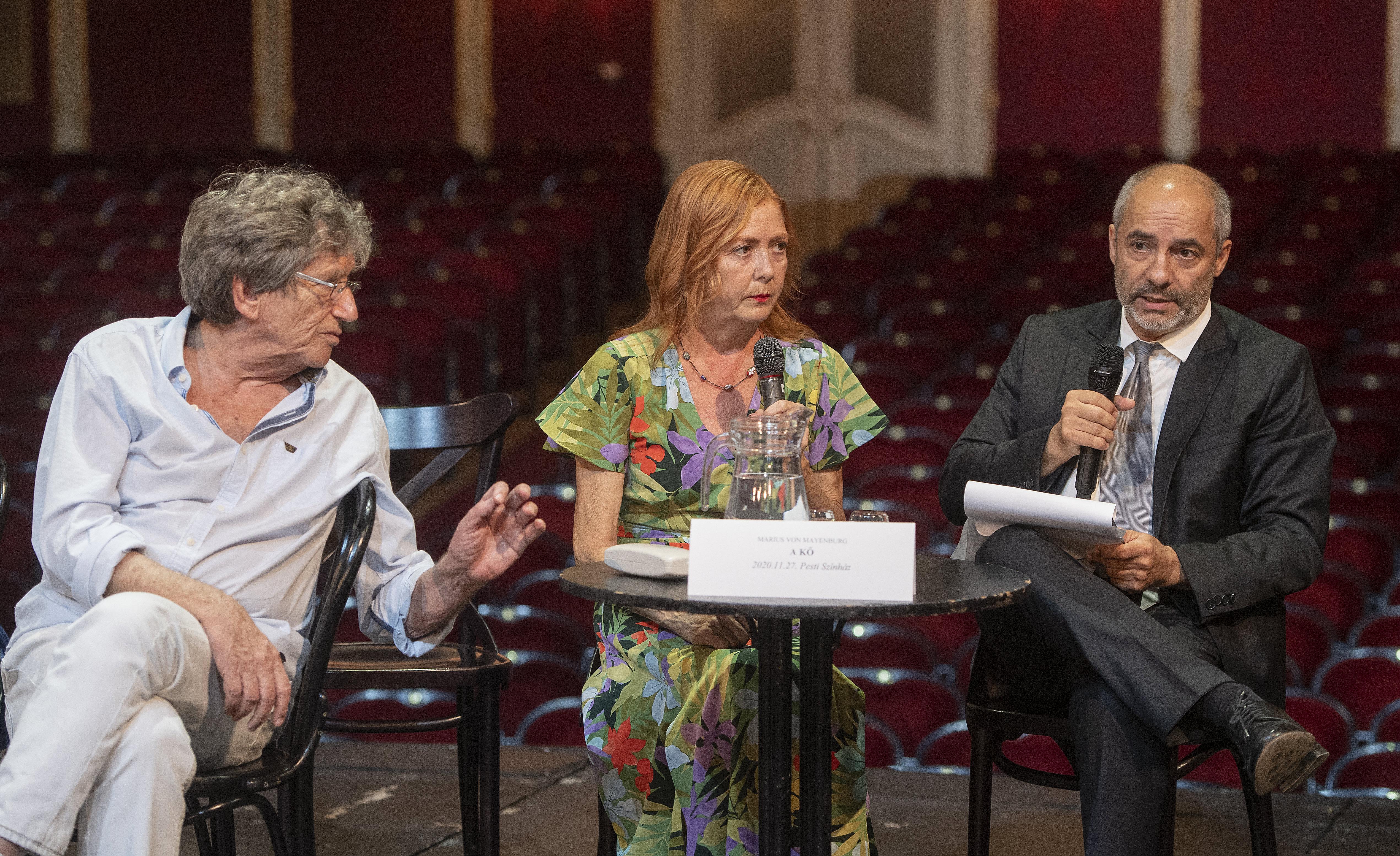 53 évesen meghalt Börcsök Enikő, a Vígszínház színésze
