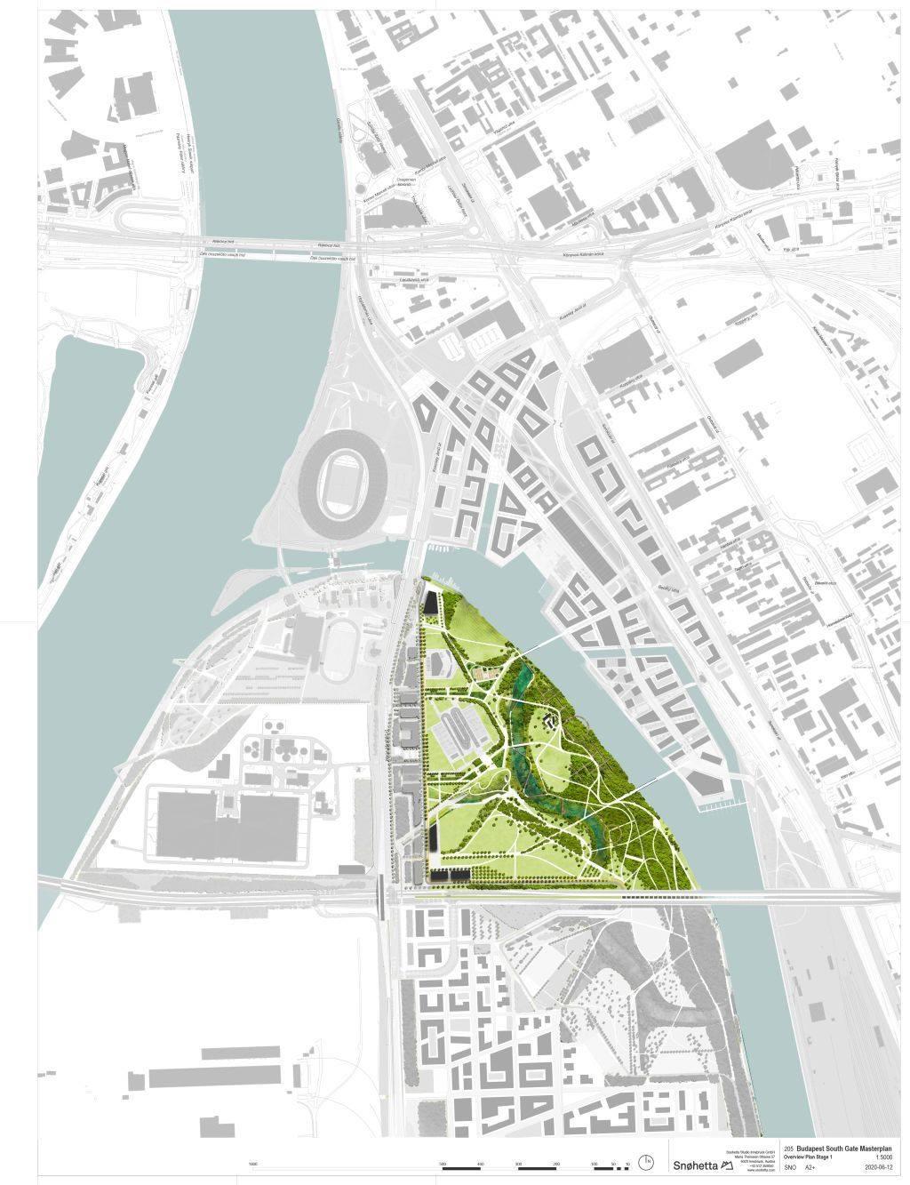 Pályázatot írtak ki Csepel 36 hektáros óriásparkjára