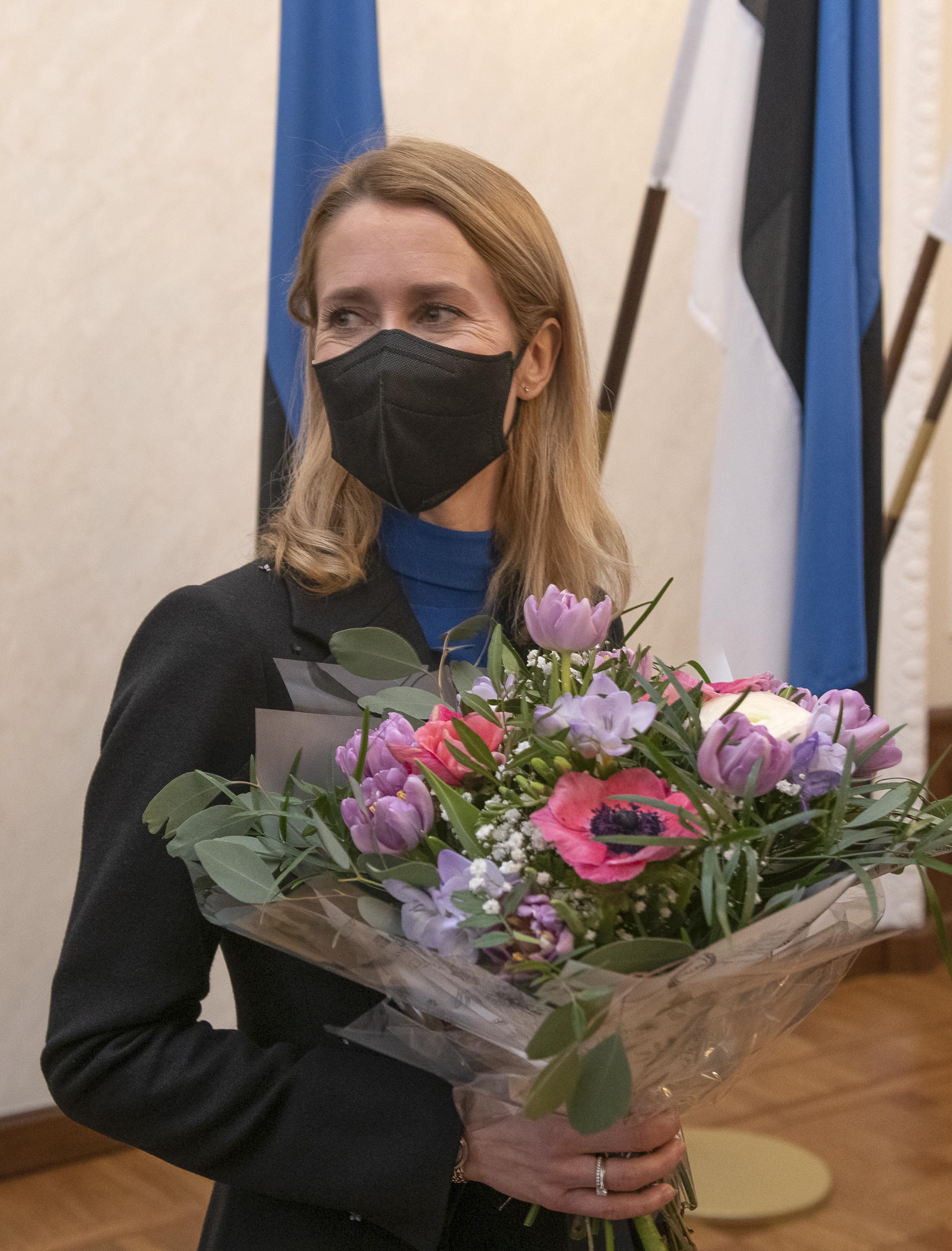 Európai értékeket és a klímaváltozás elleni harcot hoz magával Észtország első női miniszterelnöke
