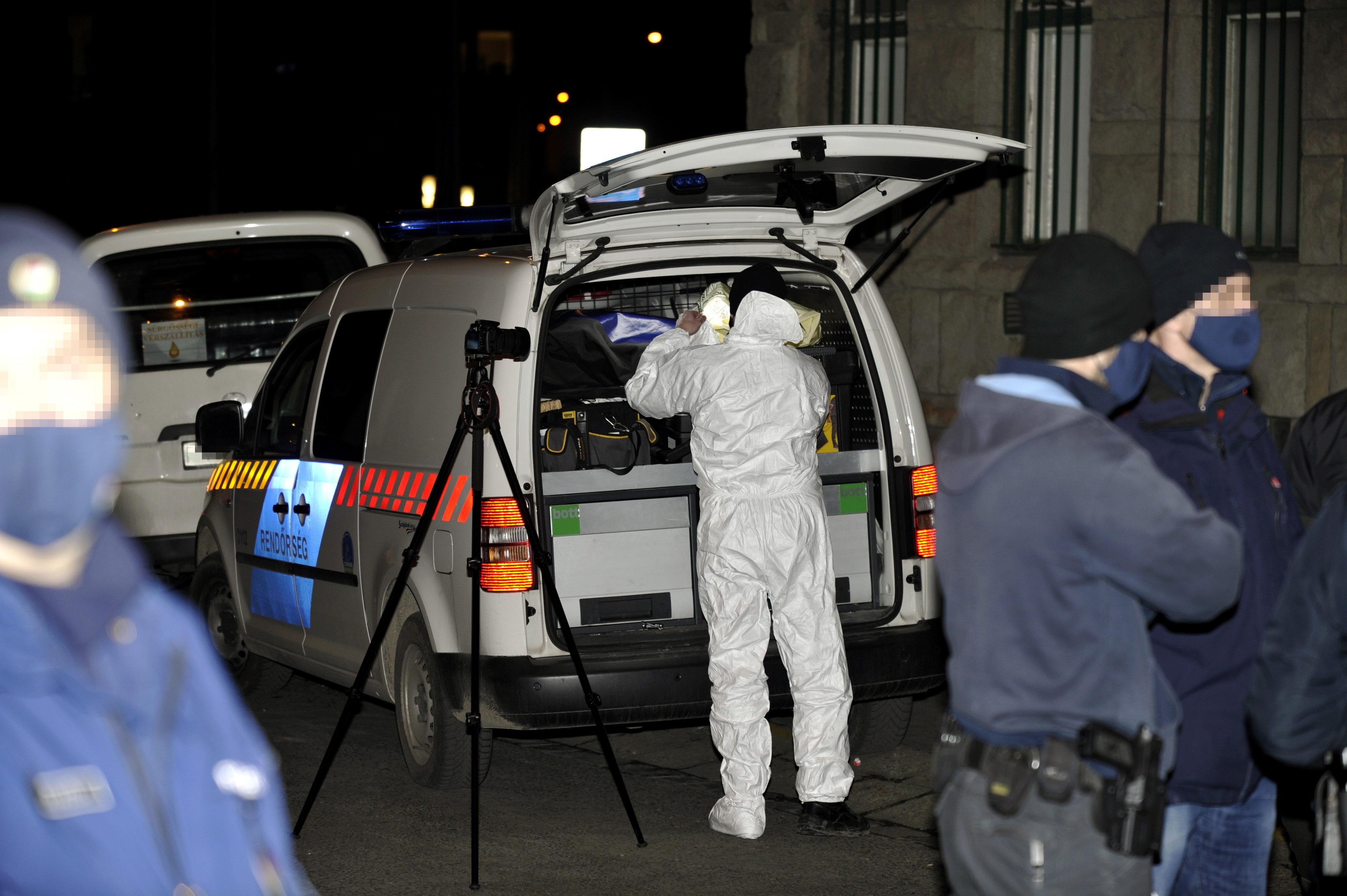Gyilkosság a Kapás utcában
