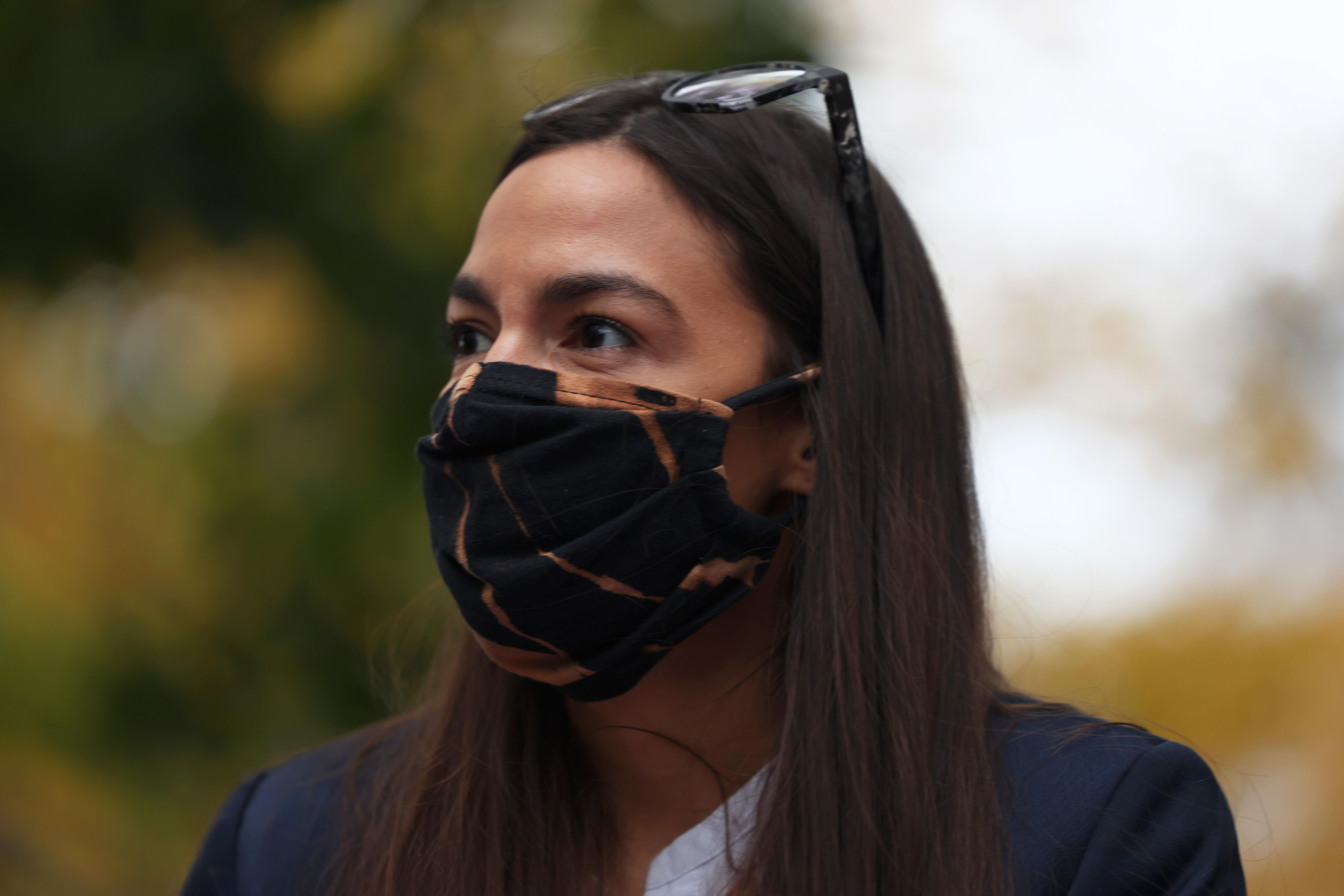 Alexandria Ocasio-Cortez először beszélt arról, hogy szexuálisan bántalmazták
