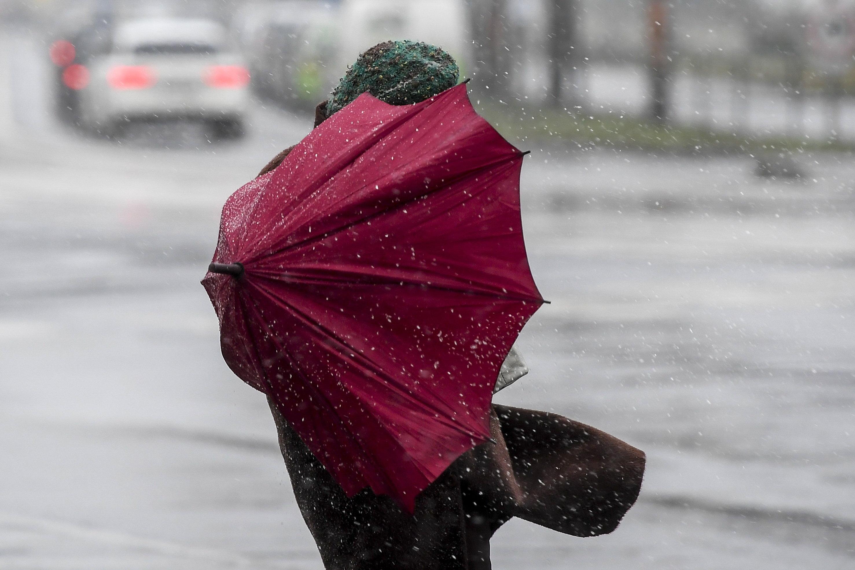 Ma ott is esni fog, ahol most valamiért még nem esik