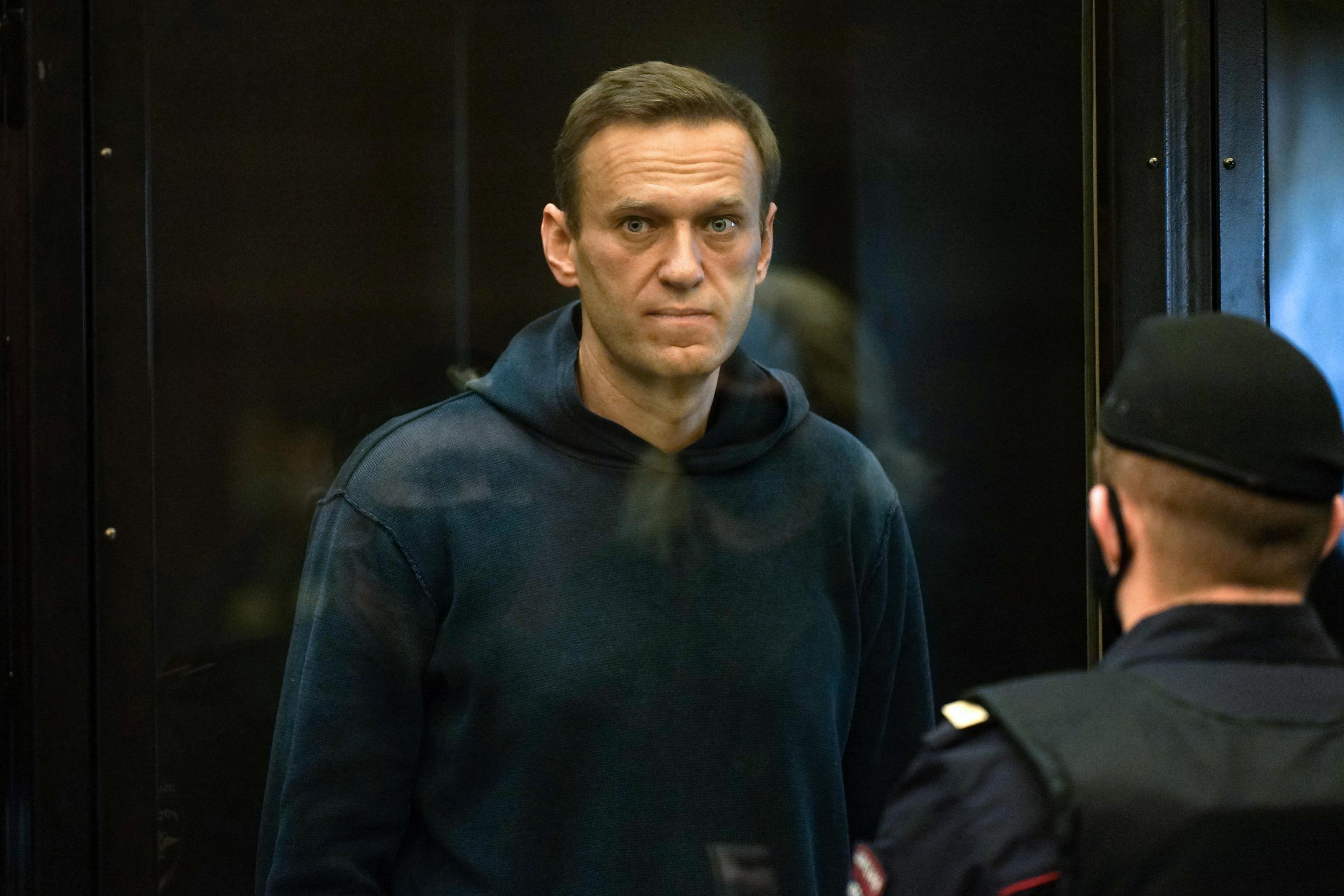 Navalnijnek napi ötször több órán át propagandafilmeket kell néznie a börtönben