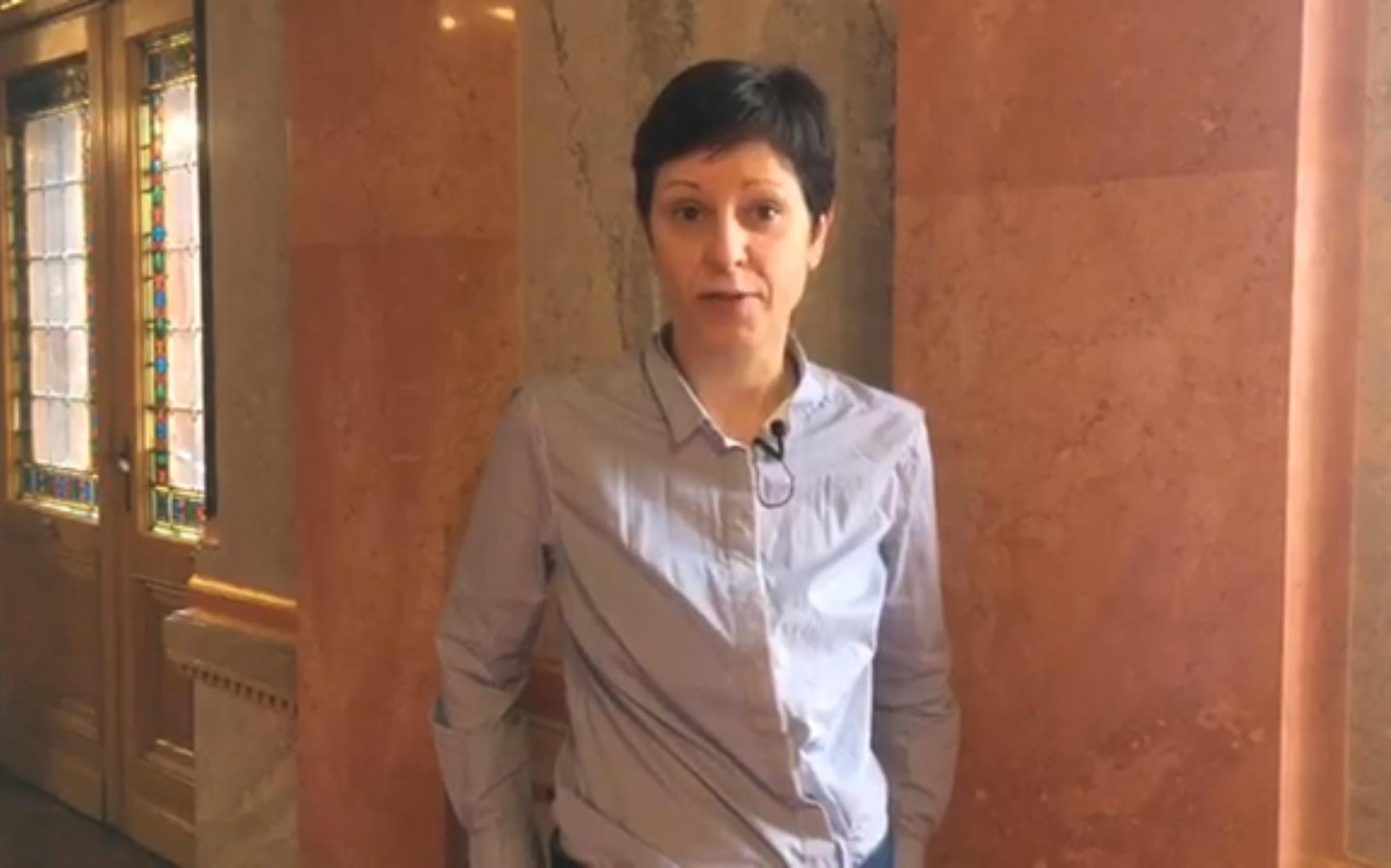 Nem engedték Szél Bernadettnek, hogy élőben közvetítse az igazságügyi bizottság ülését