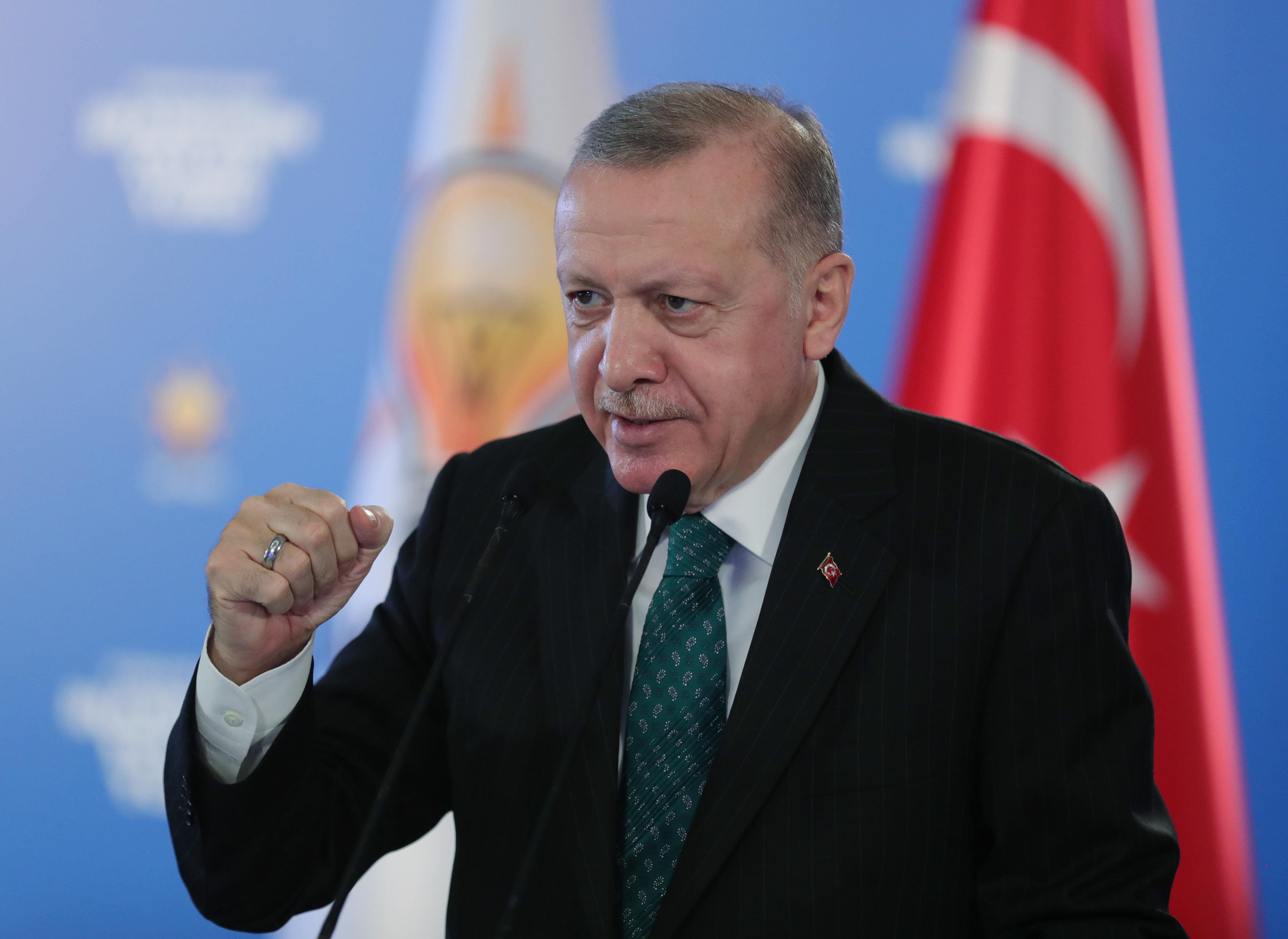 Erdogan: Már nem lesznek a 2013-as, Gezi parki tüntetésekhez hasonlók