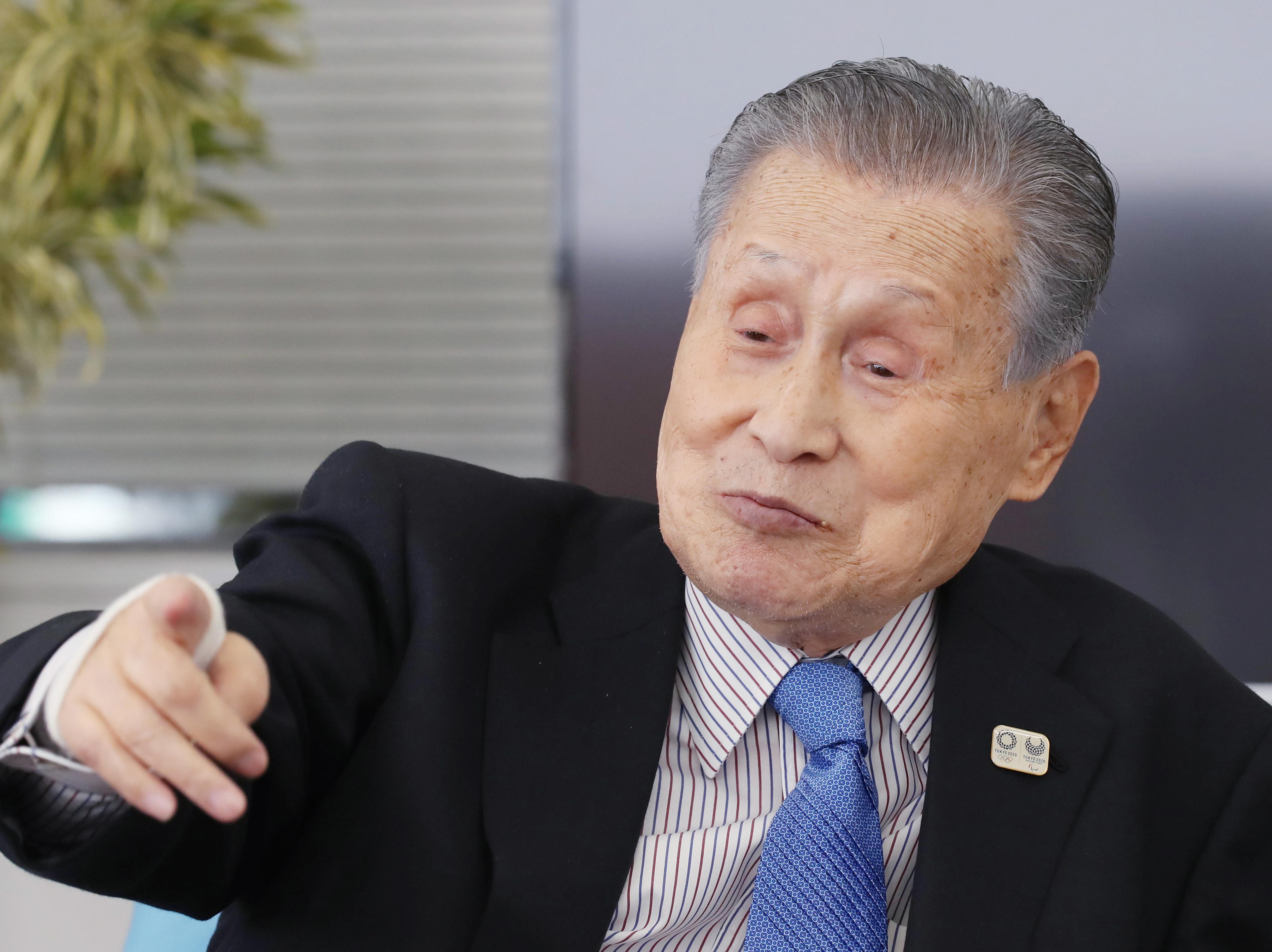 Lemondott a tokiói olimpia szervezőbizottságának elnöke